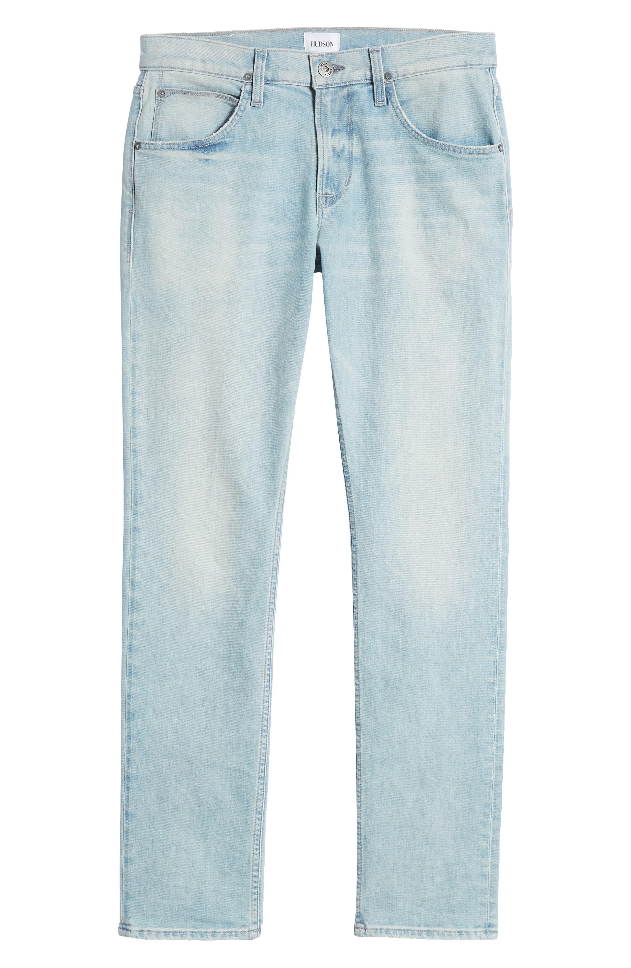 Blake Slim Fit Jeans,                             Alternate thumbnail 6, color,                             Rewired