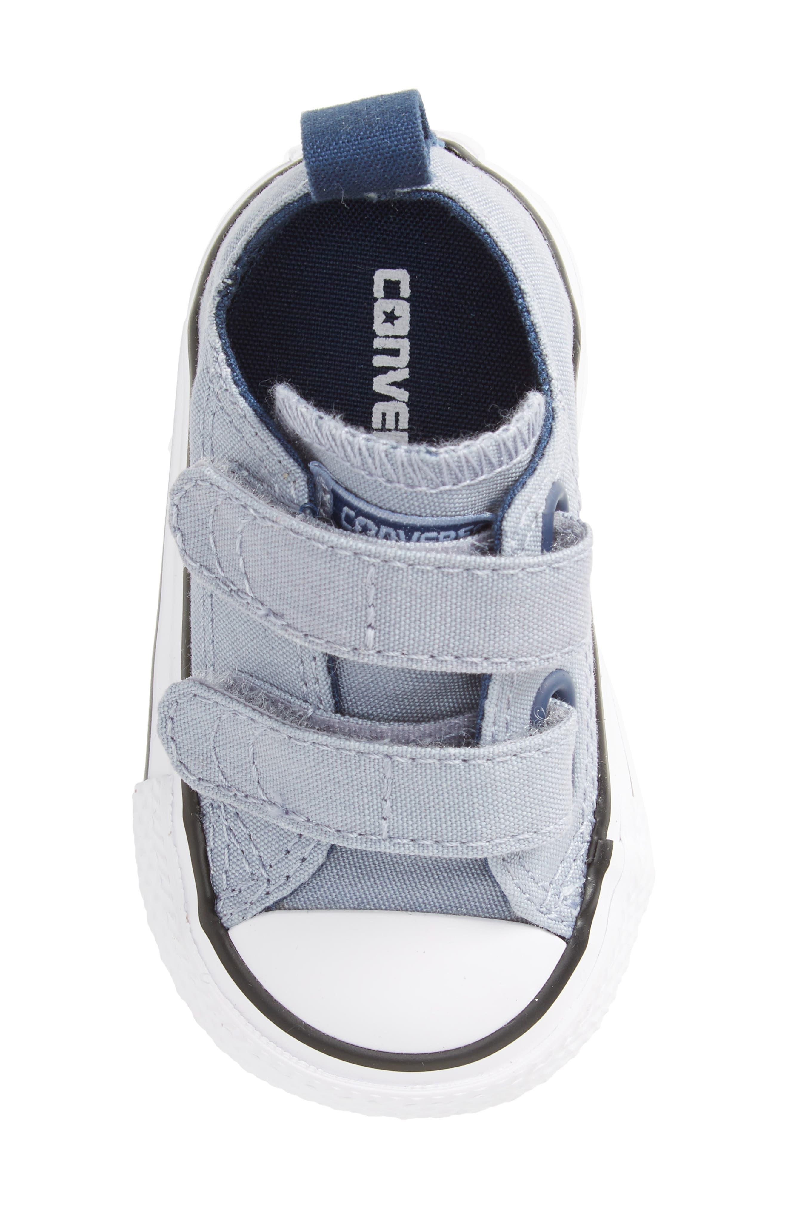 Chuck Taylor<sup>®</sup> All Star<sup>®</sup> Sneaker,                             Alternate thumbnail 5, color,                             Glacier Grey