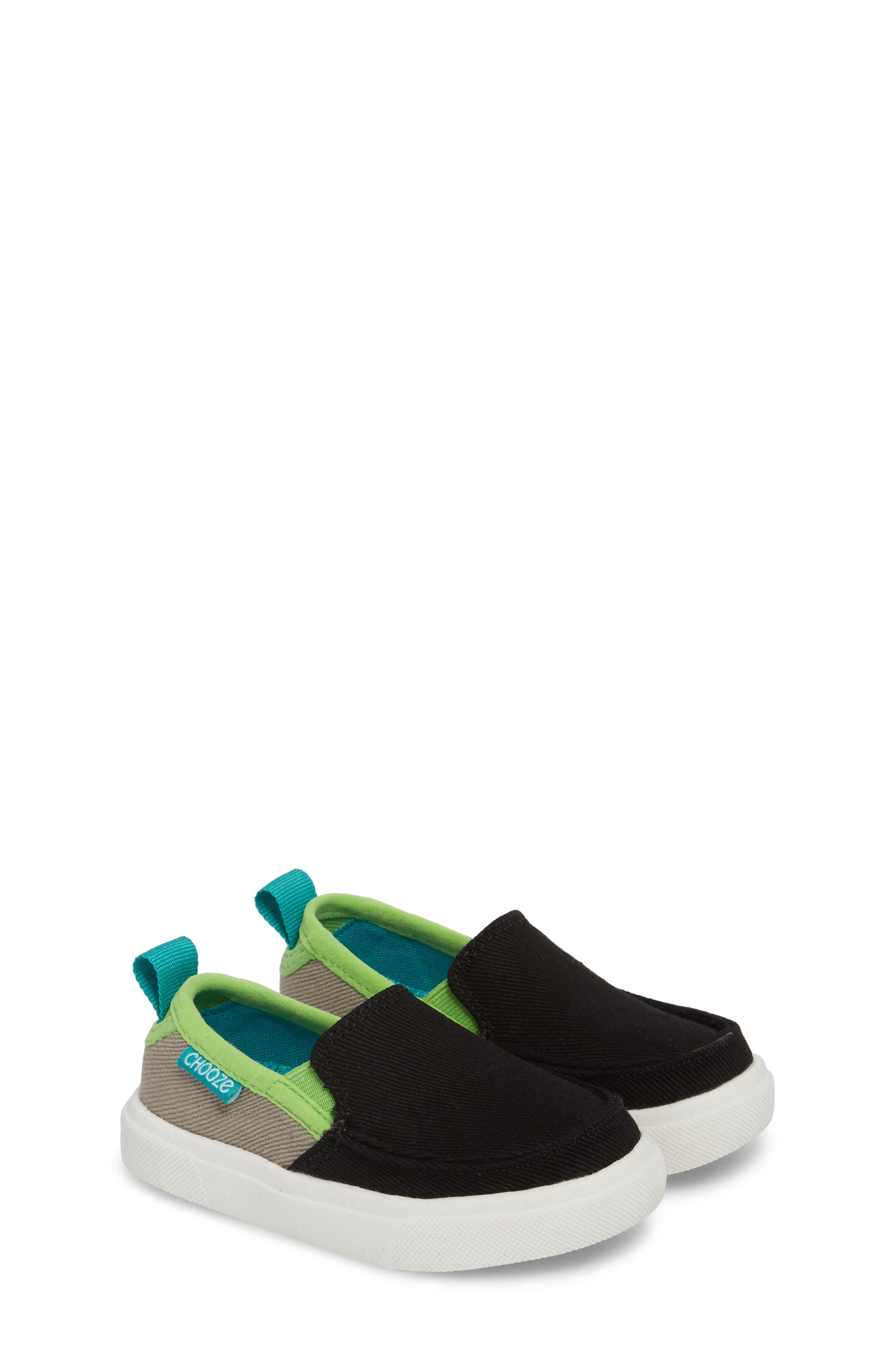 CHOOZE Roam Slip-On Sneaker (Walker, Toddler, Little Kid & Big Kid)