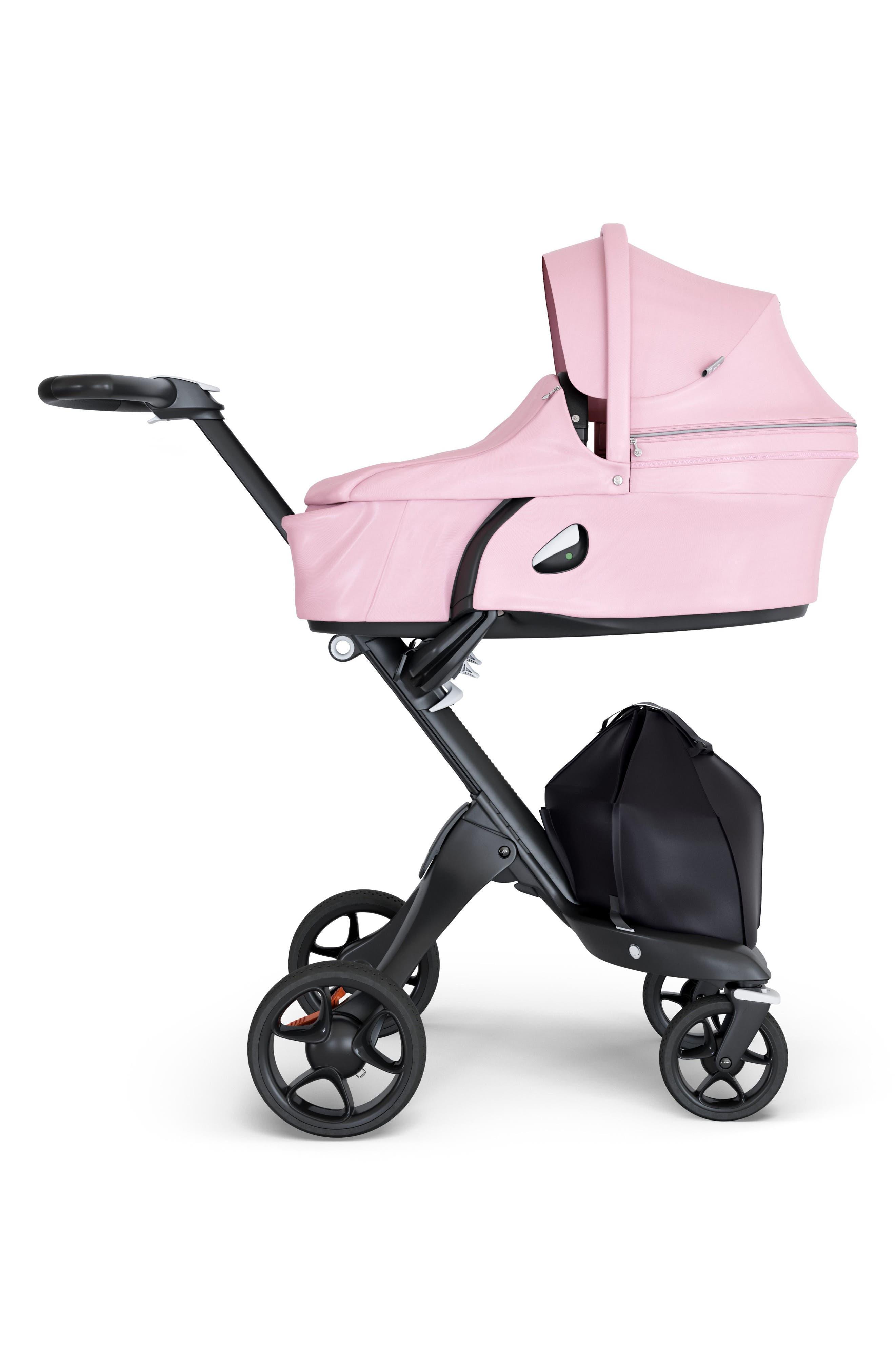 Xplory<sup>®</sup> Carry Cot Attachment,                         Main,                         color, Lotus Pink
