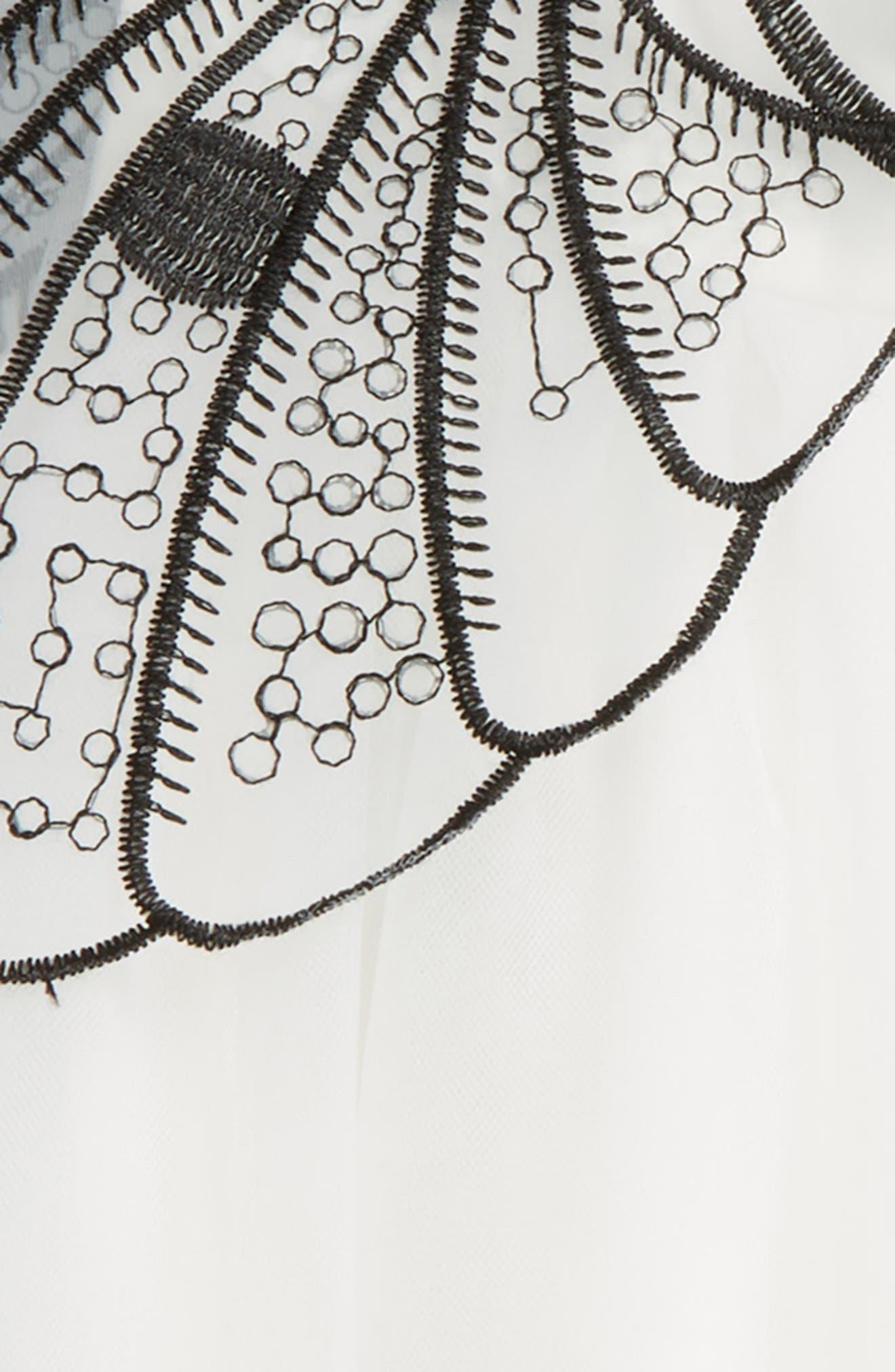 Alternate Image 3  - Doe A Dear Butterfly Dress (Baby Girls)