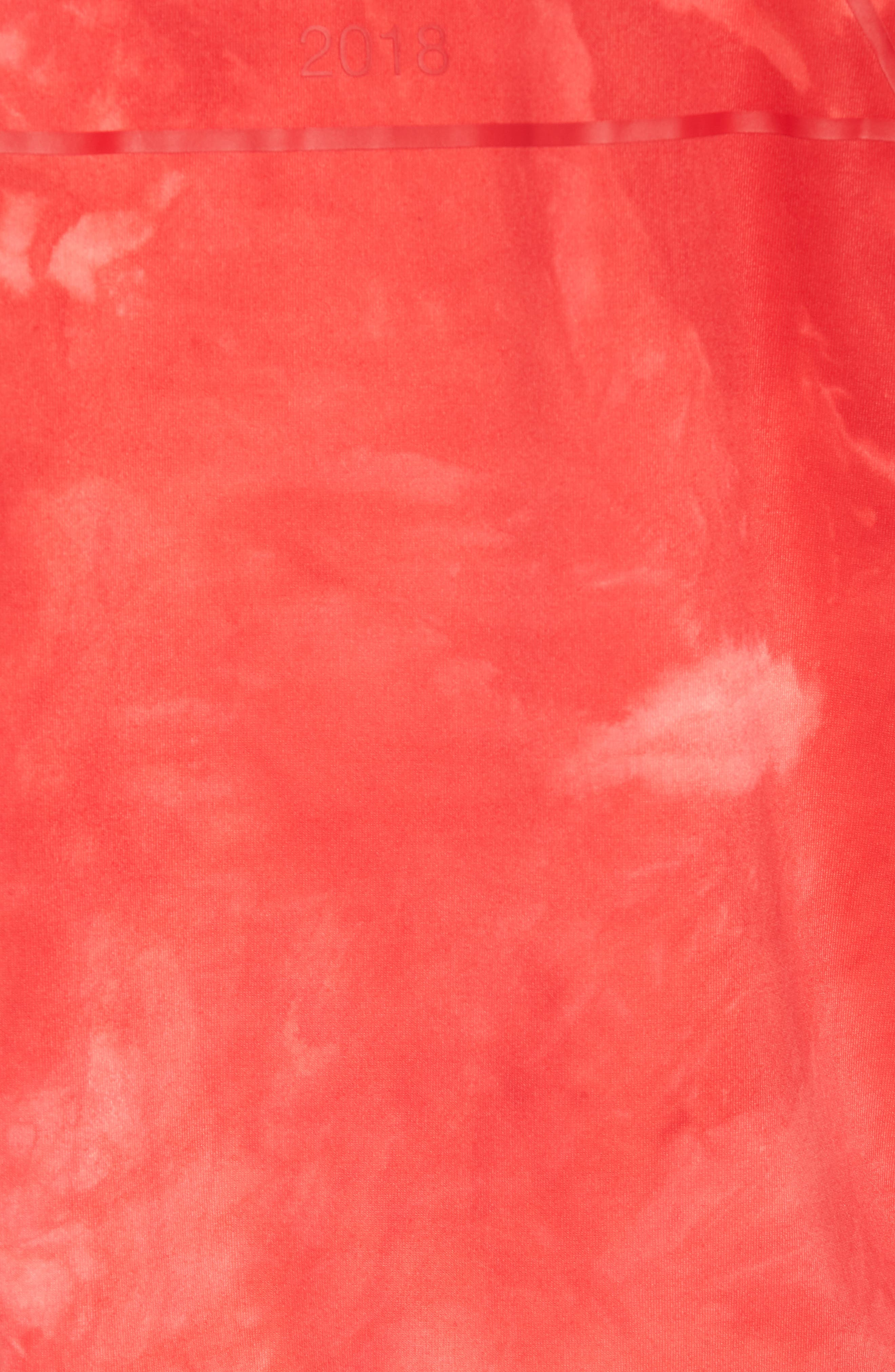 Hu Holi Soccer T-Shirt,                             Alternate thumbnail 5, color,                             Scarlet