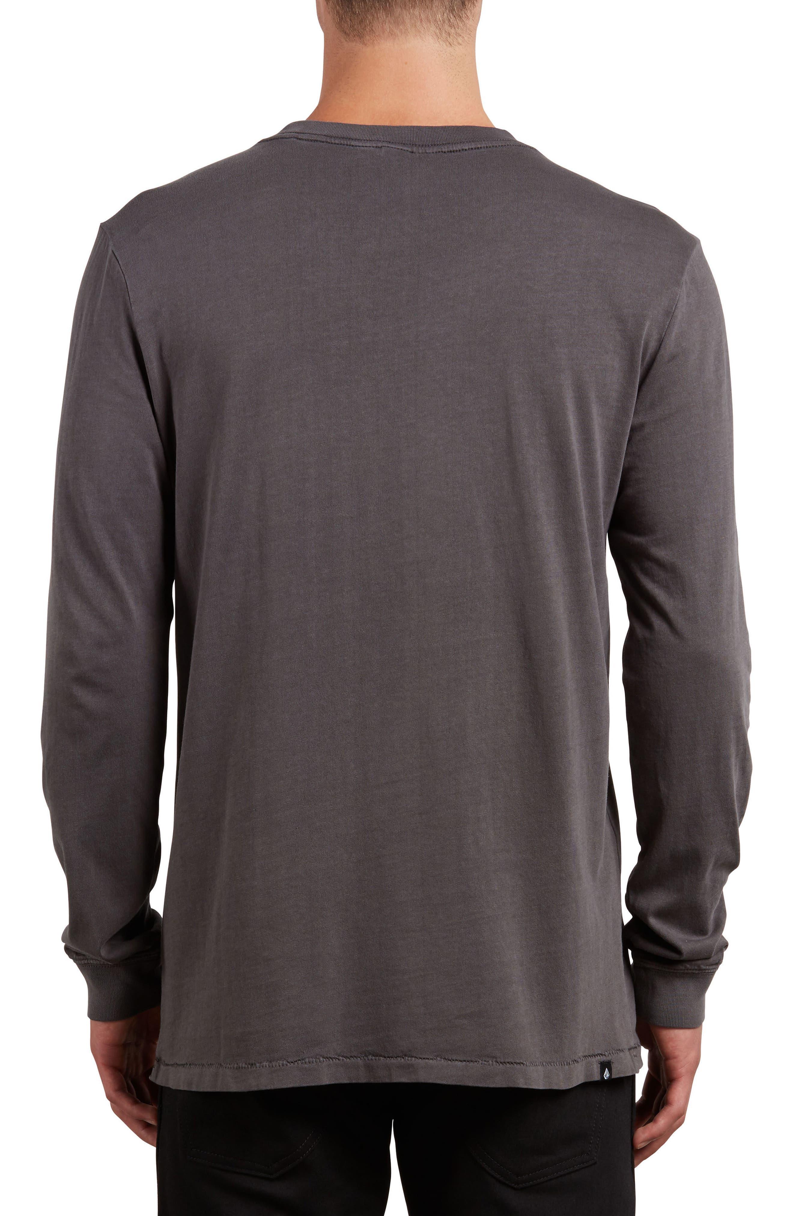 Freestate Knit T-Shirt,                             Alternate thumbnail 2, color,                             Black