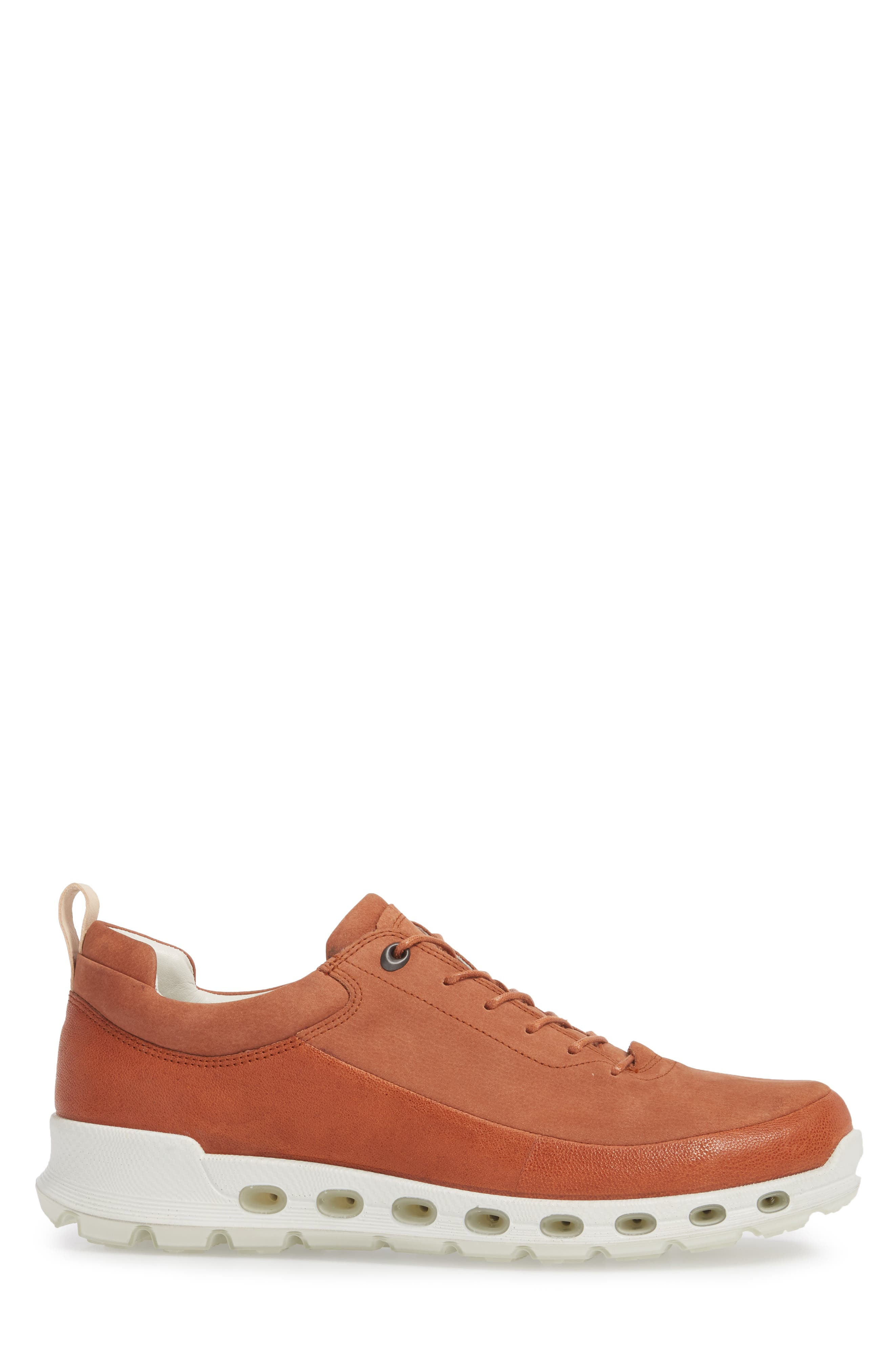 Cool 2.0 Gore-Tex<sup>®</sup> Sneaker,                             Alternate thumbnail 3, color,                             Brandy Leather