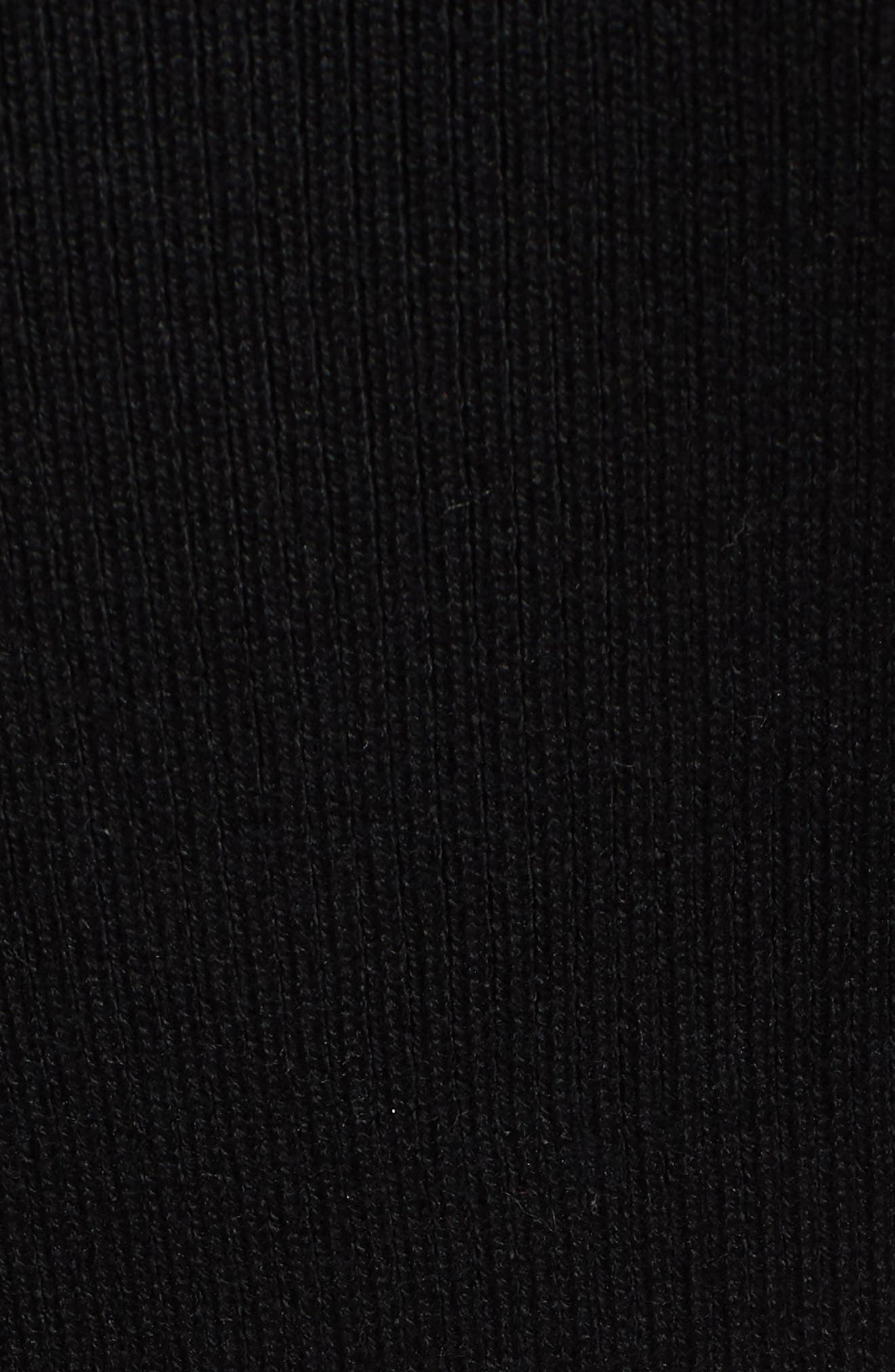Alternate Image 5  - LOST INK Crisscross Body-Con Dress