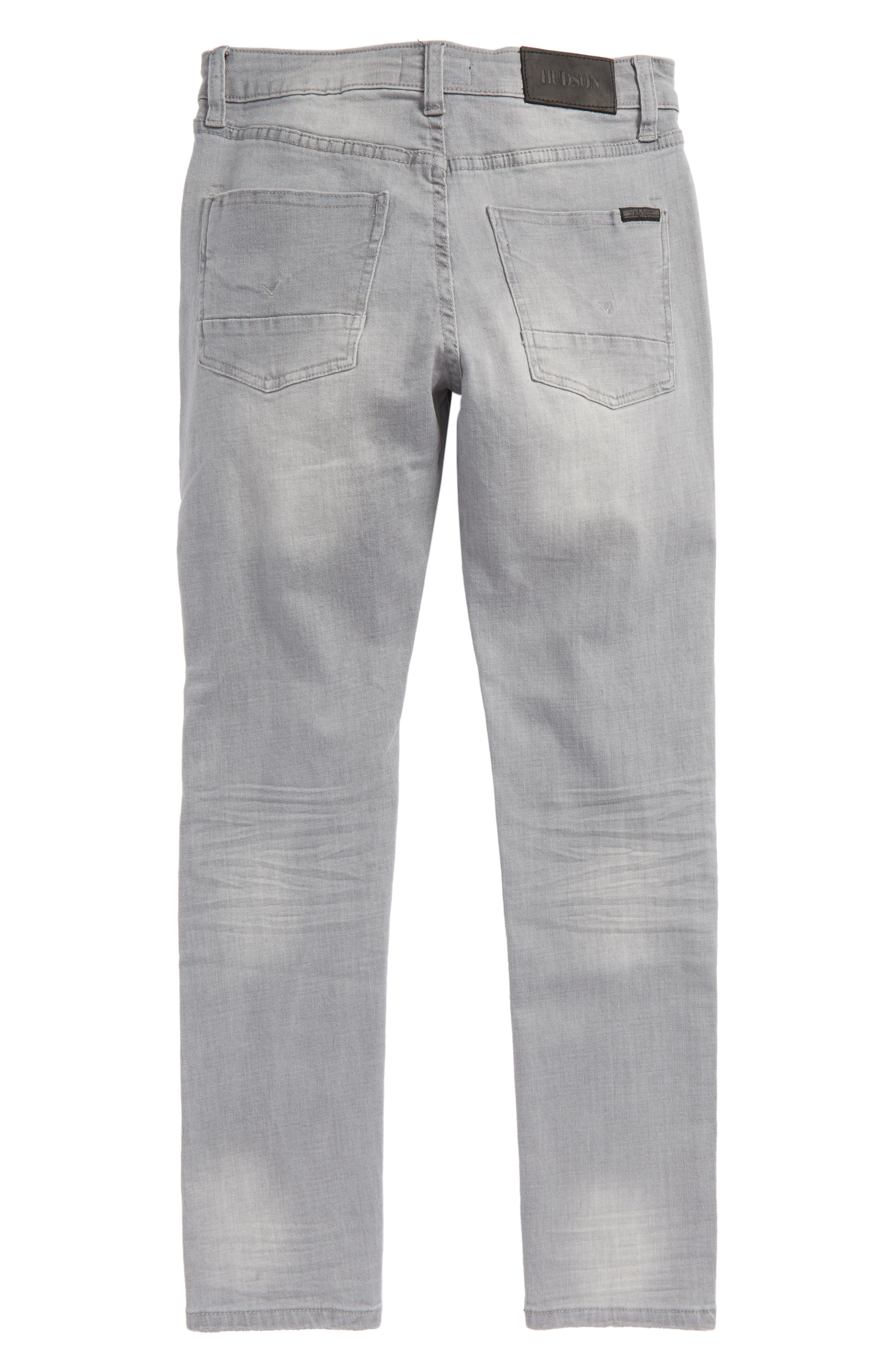 Jude Slim Fit Skinny Jeans,                             Alternate thumbnail 2, color,                             Ice Gray