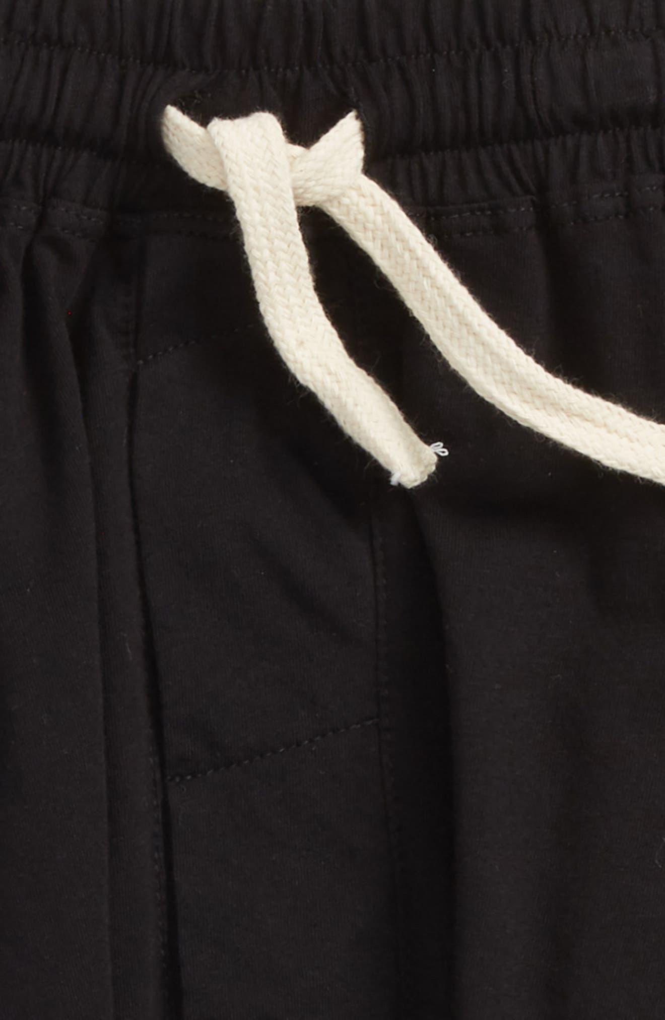 Jogger Pants,                             Alternate thumbnail 2, color,                             Black