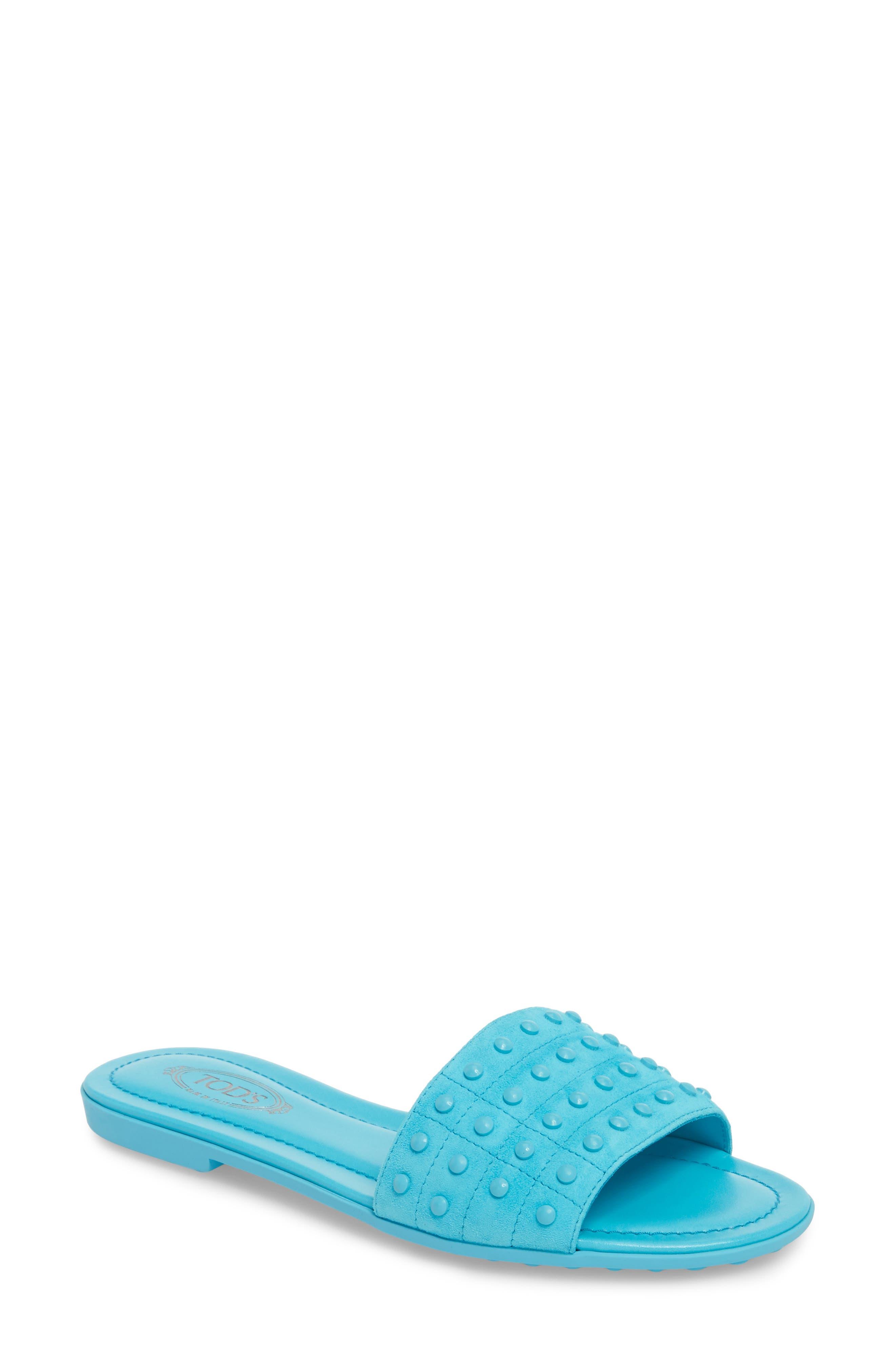 Tod's Gommini Slide Sandal (Women)