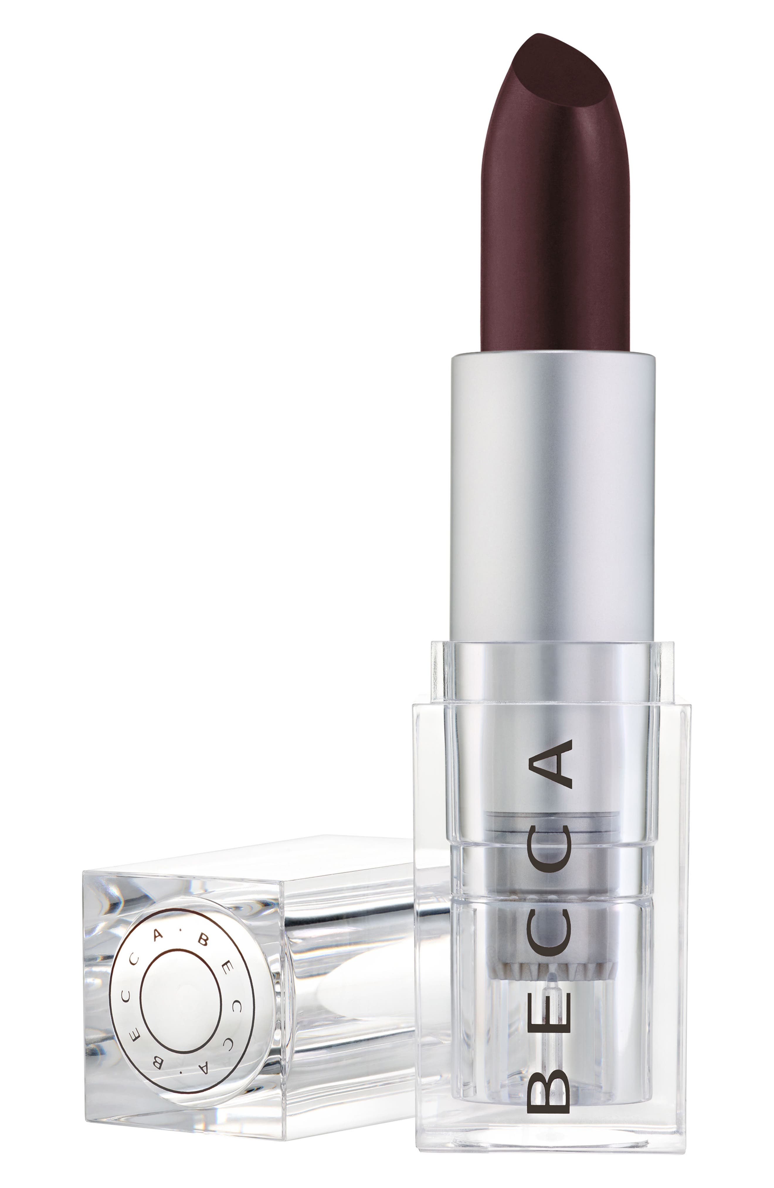 BECCA Lip Color Balm,                         Main,                         color, Black Violet