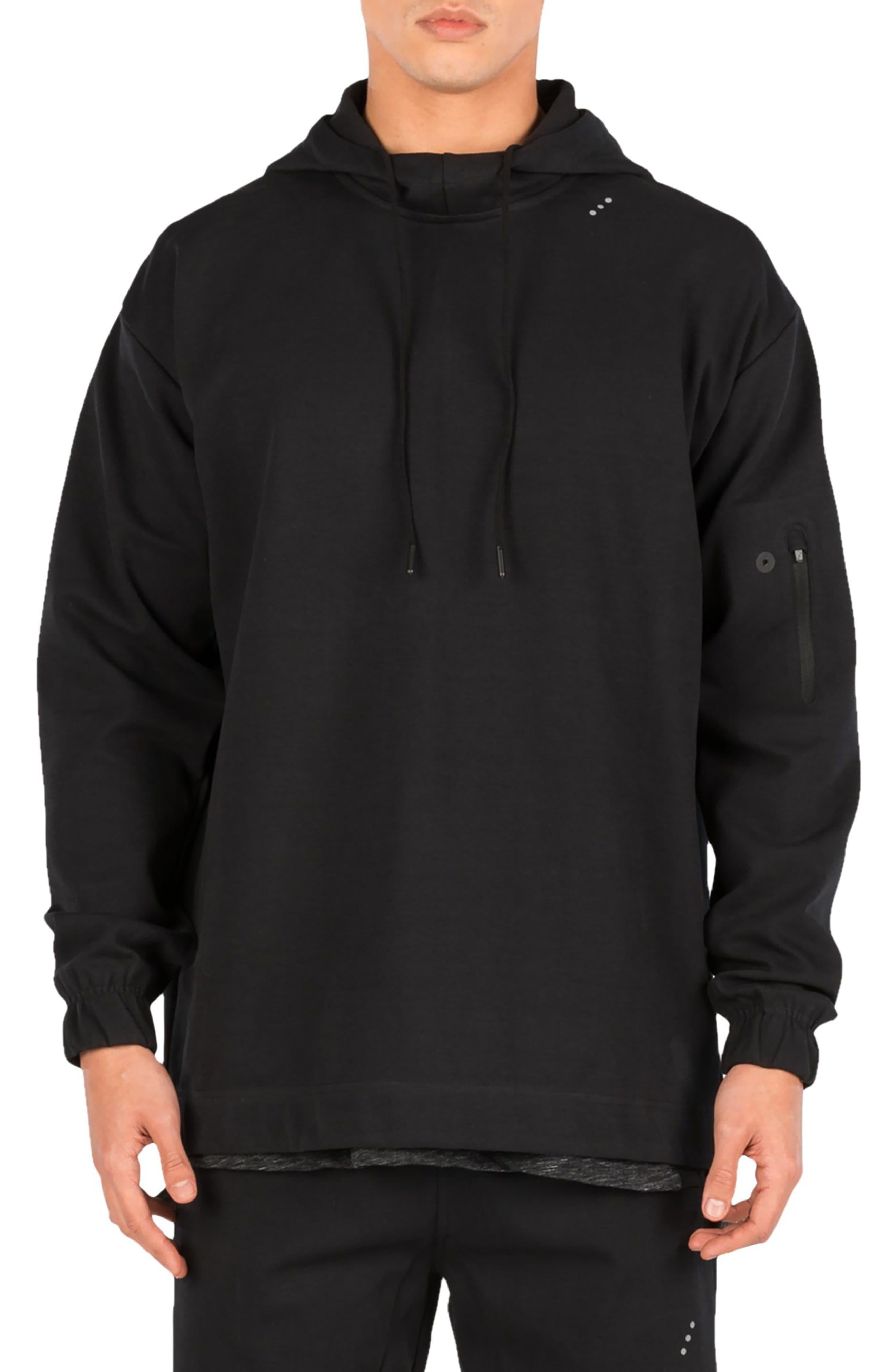Alternate Image 1 Selected - ZANEROBE REC Tech Hoodie Sweatshirt