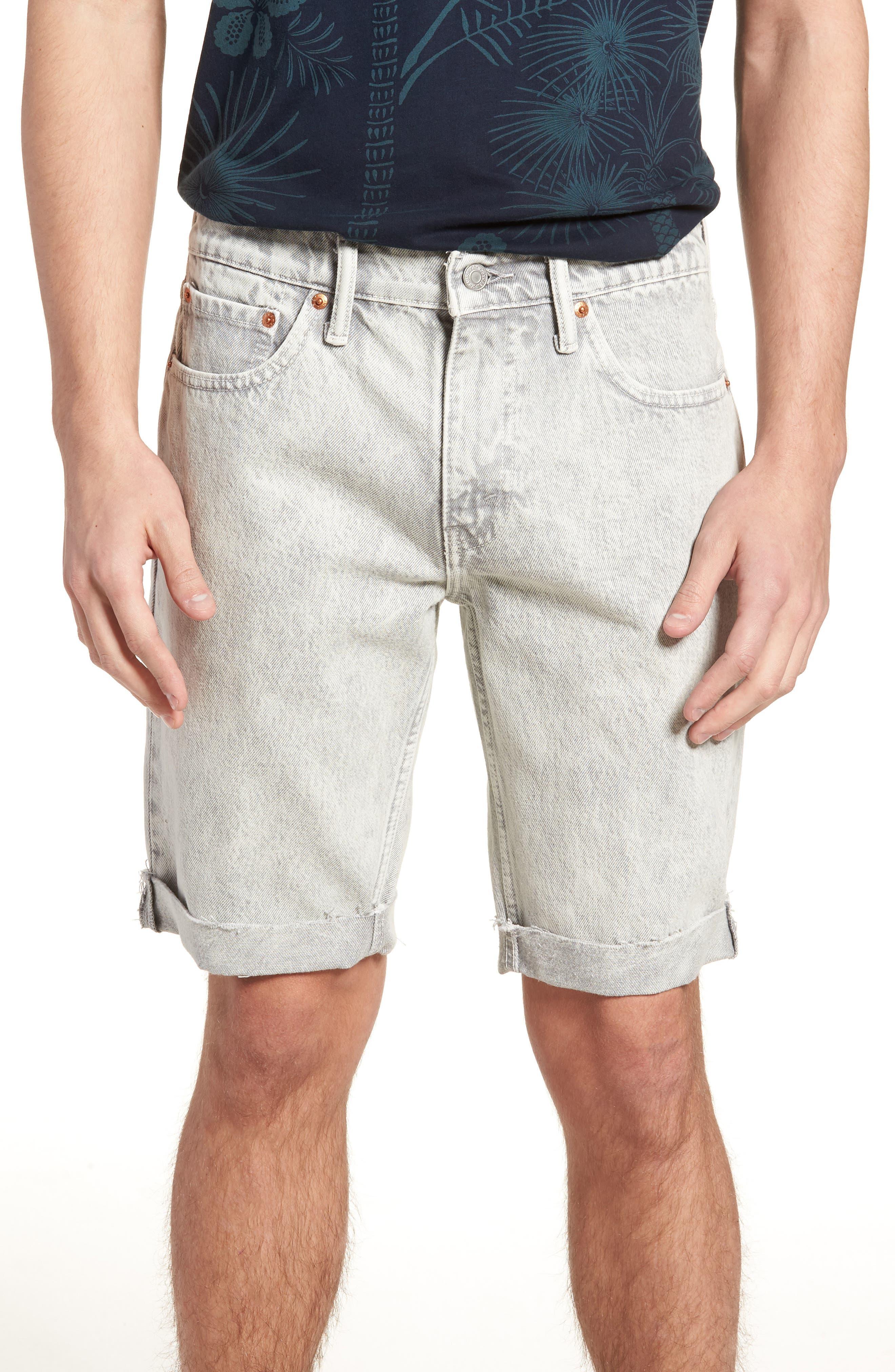 Levi's® 511™ Cutoff Slim Fit Shorts