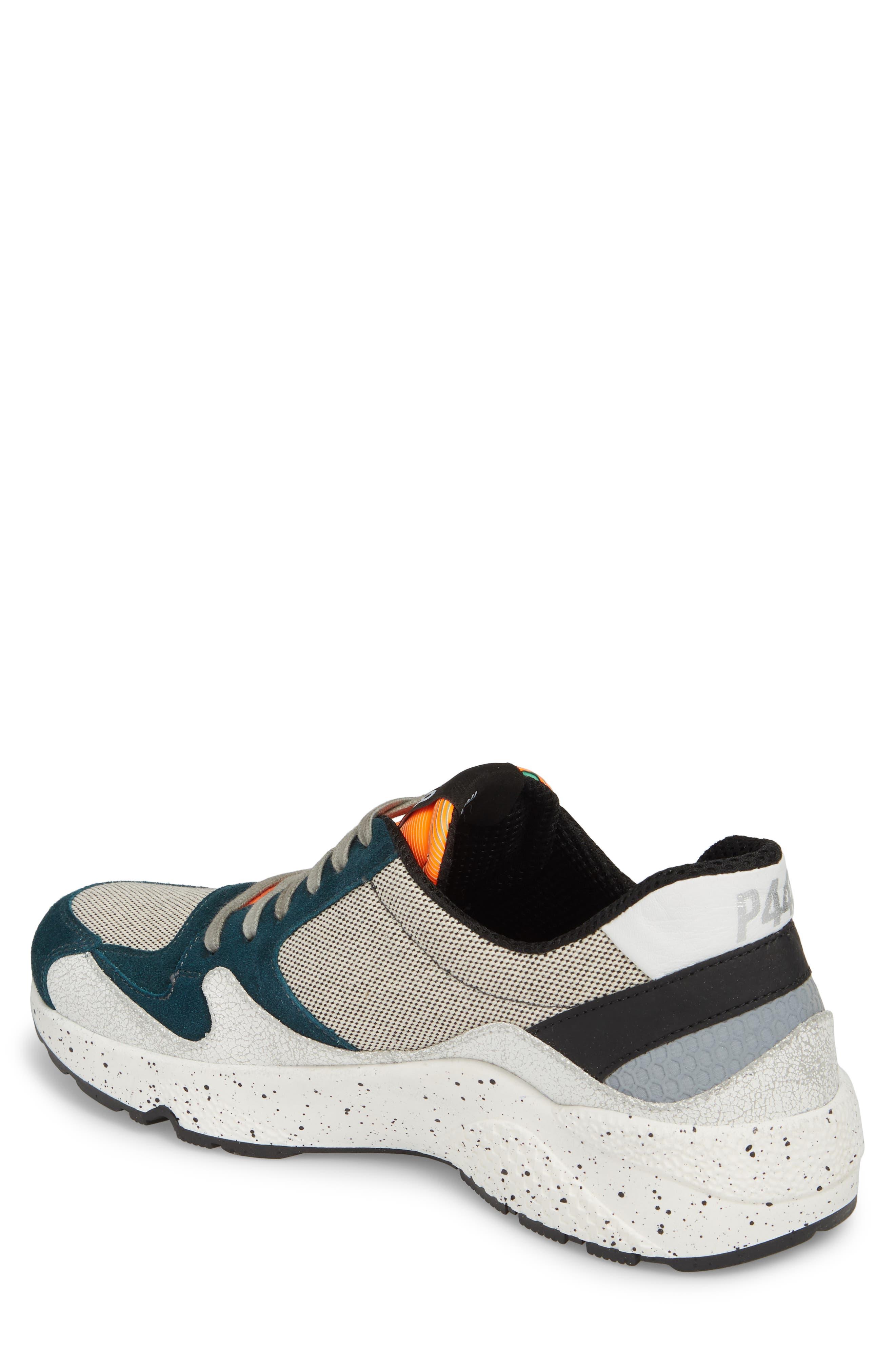 America Low Top Sneaker,                             Alternate thumbnail 2, color,                             White