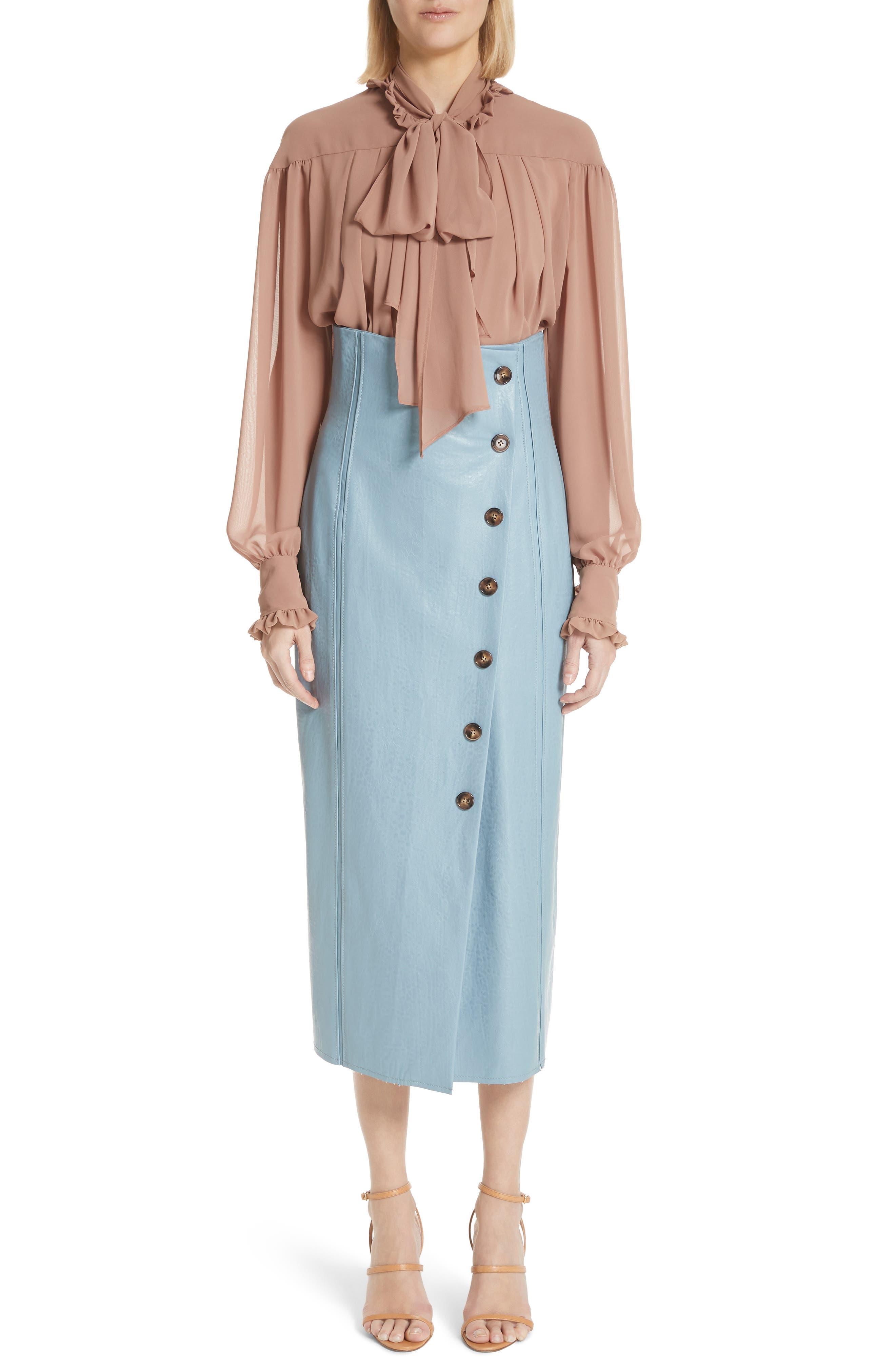 Rejina Pyo Scout High Waist Skirt