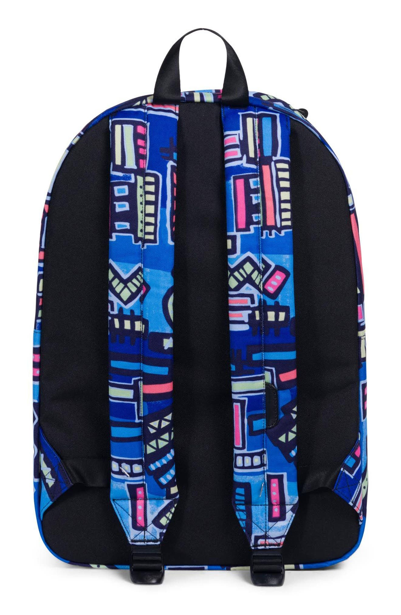 Winlaw - Hoffman Backpack,                             Alternate thumbnail 3, color,                             Abstract Geo Blue