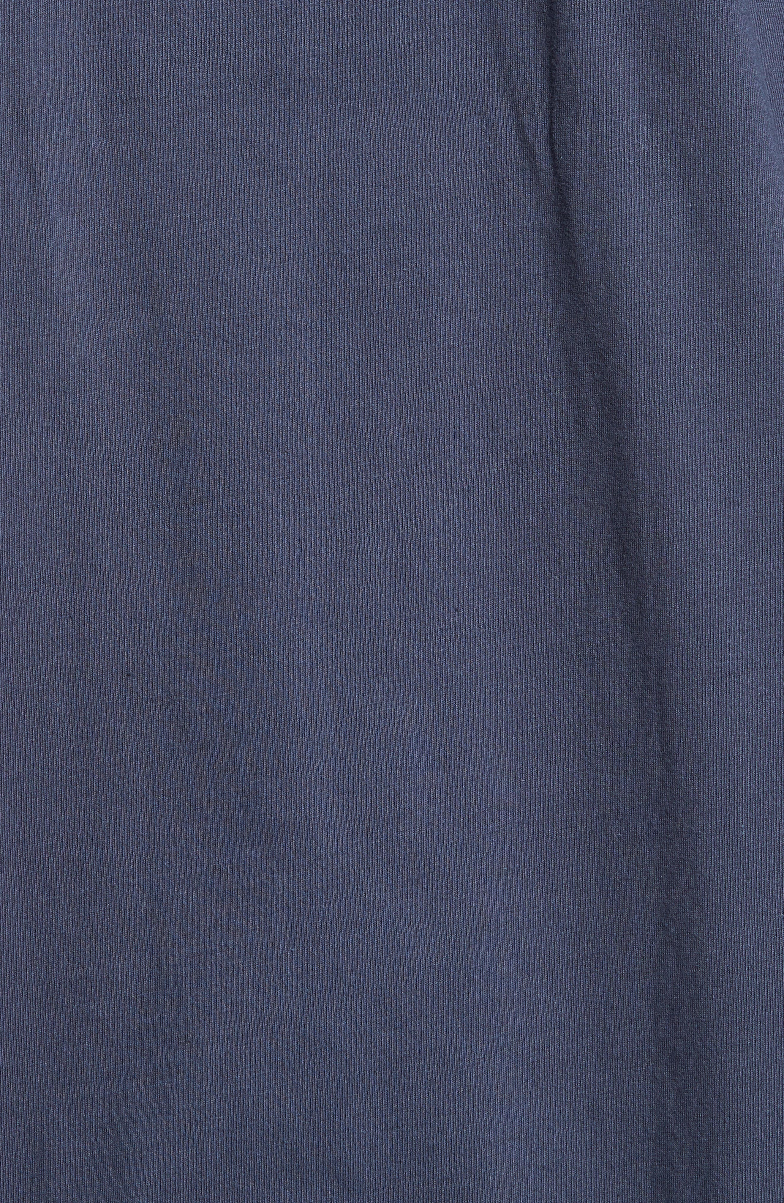 Disco T-Shirt,                             Alternate thumbnail 5, color,                             Slate