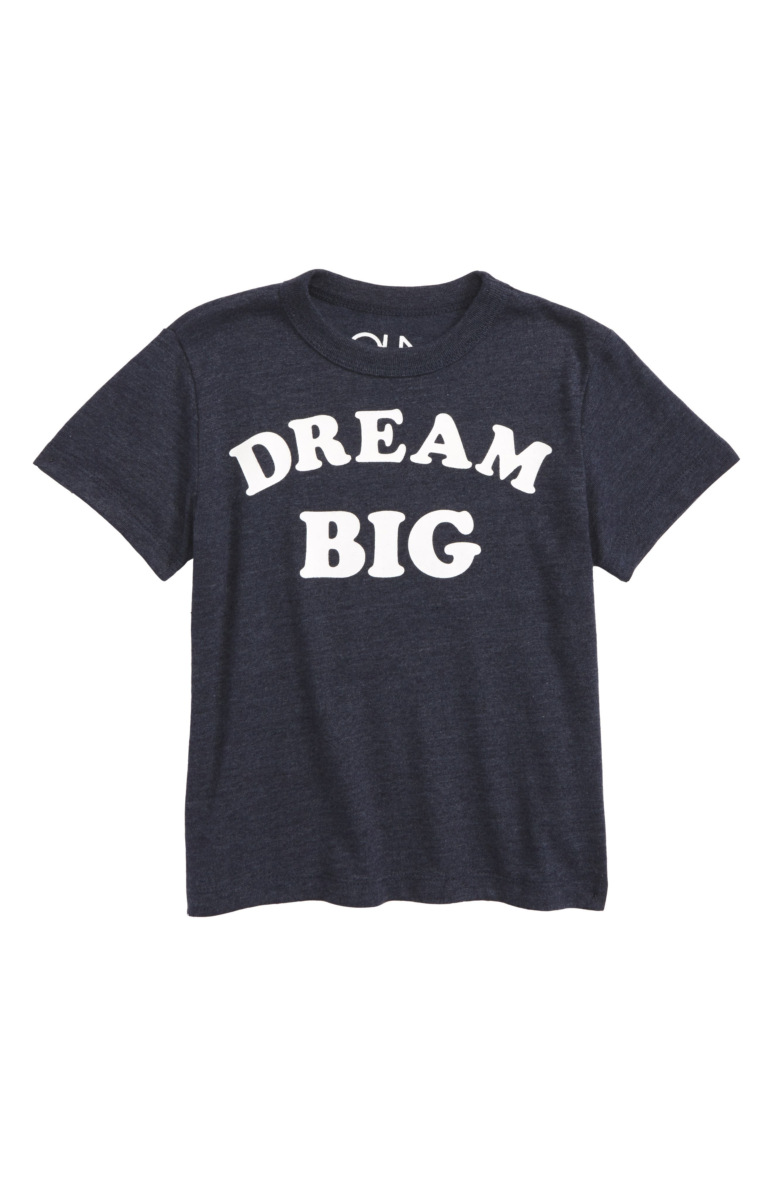 Dream Big T-Shirt,                         Main,                         color, Avalon