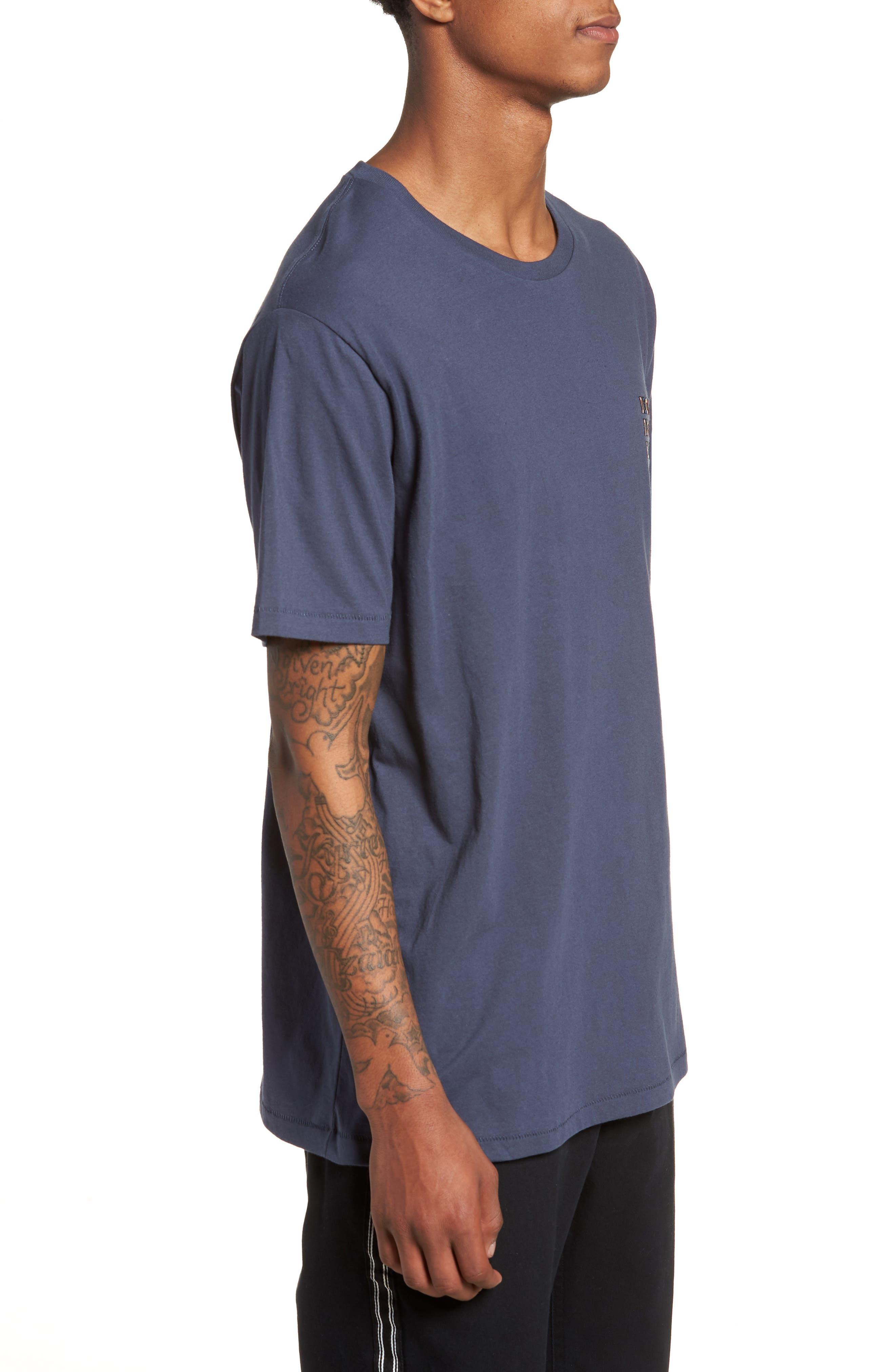 Disco T-Shirt,                             Alternate thumbnail 3, color,                             Slate