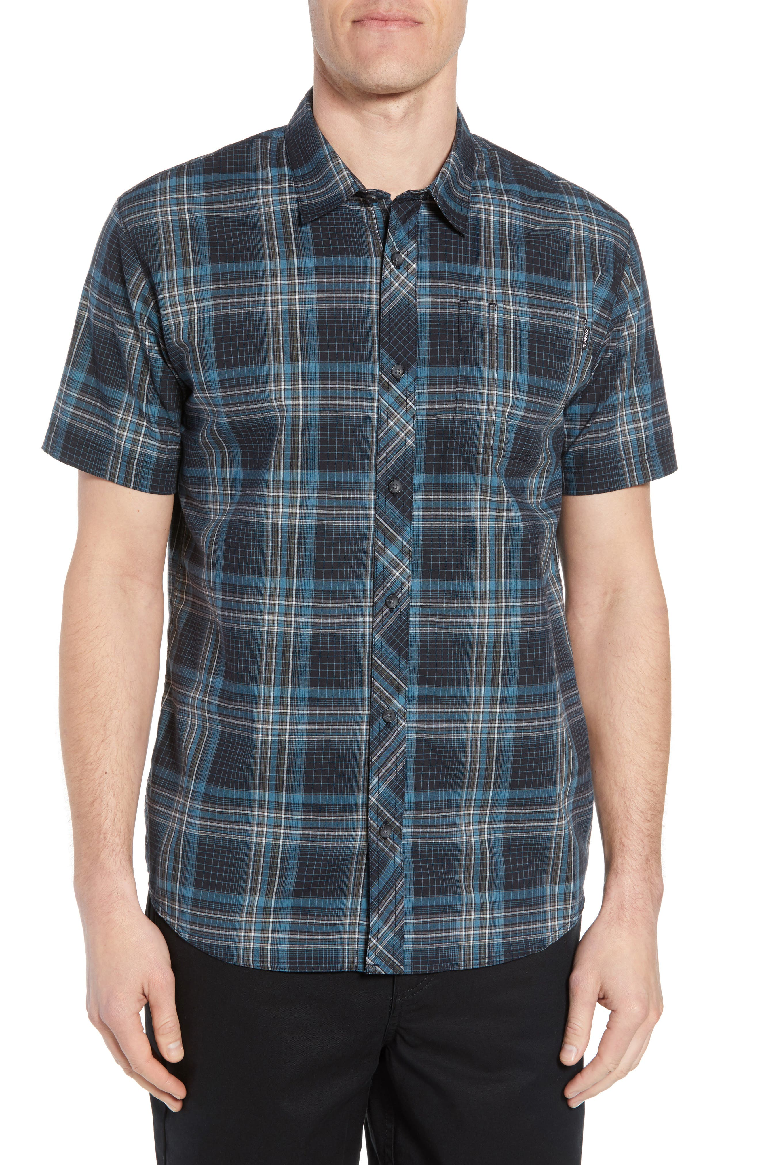 Alternate Image 1 Selected - O'Neill Sturghill Woven Shirt