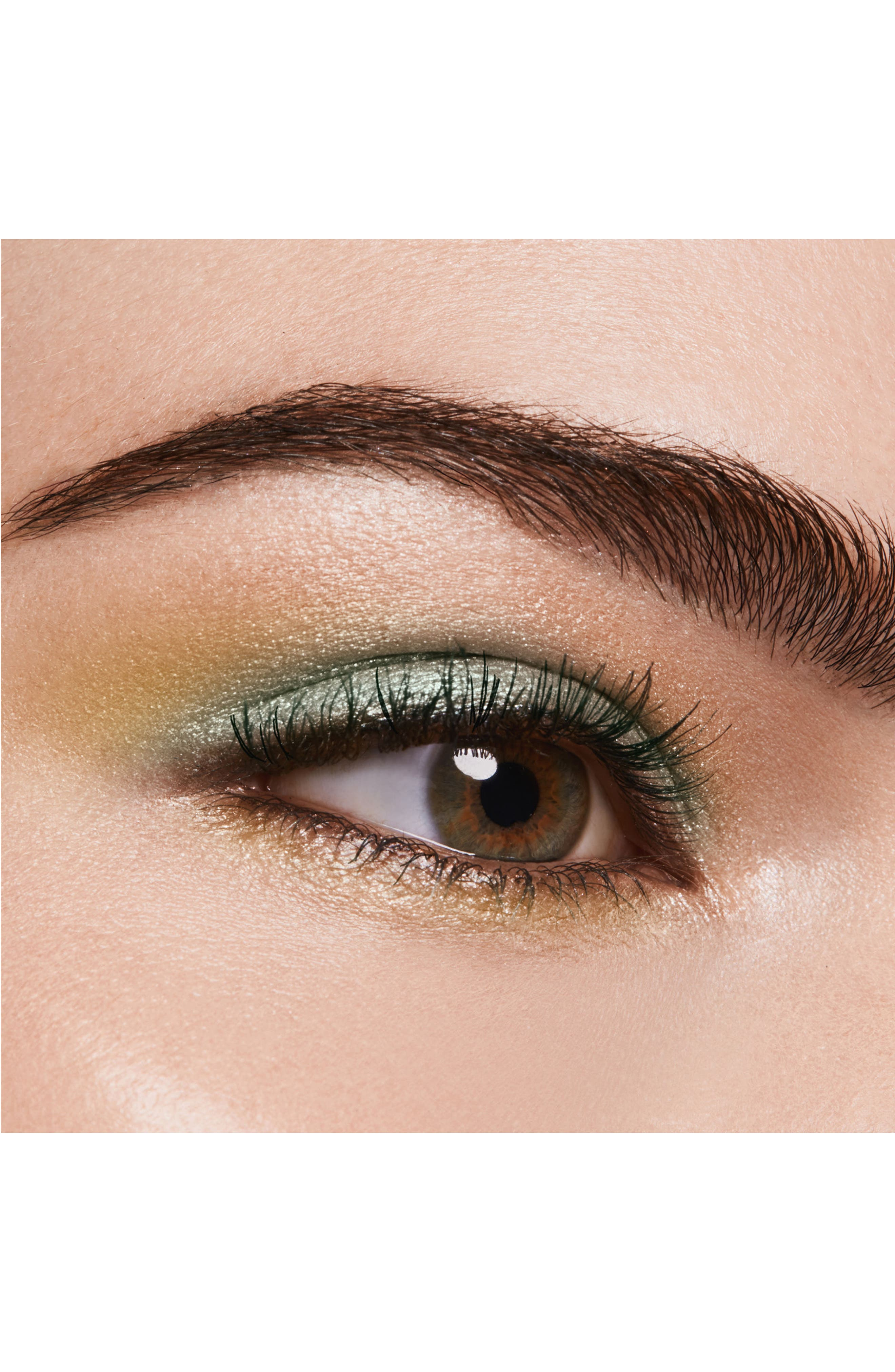 Cream & Powder Eye Color Duo,                             Alternate thumbnail 5, color,                             Emerald Isles