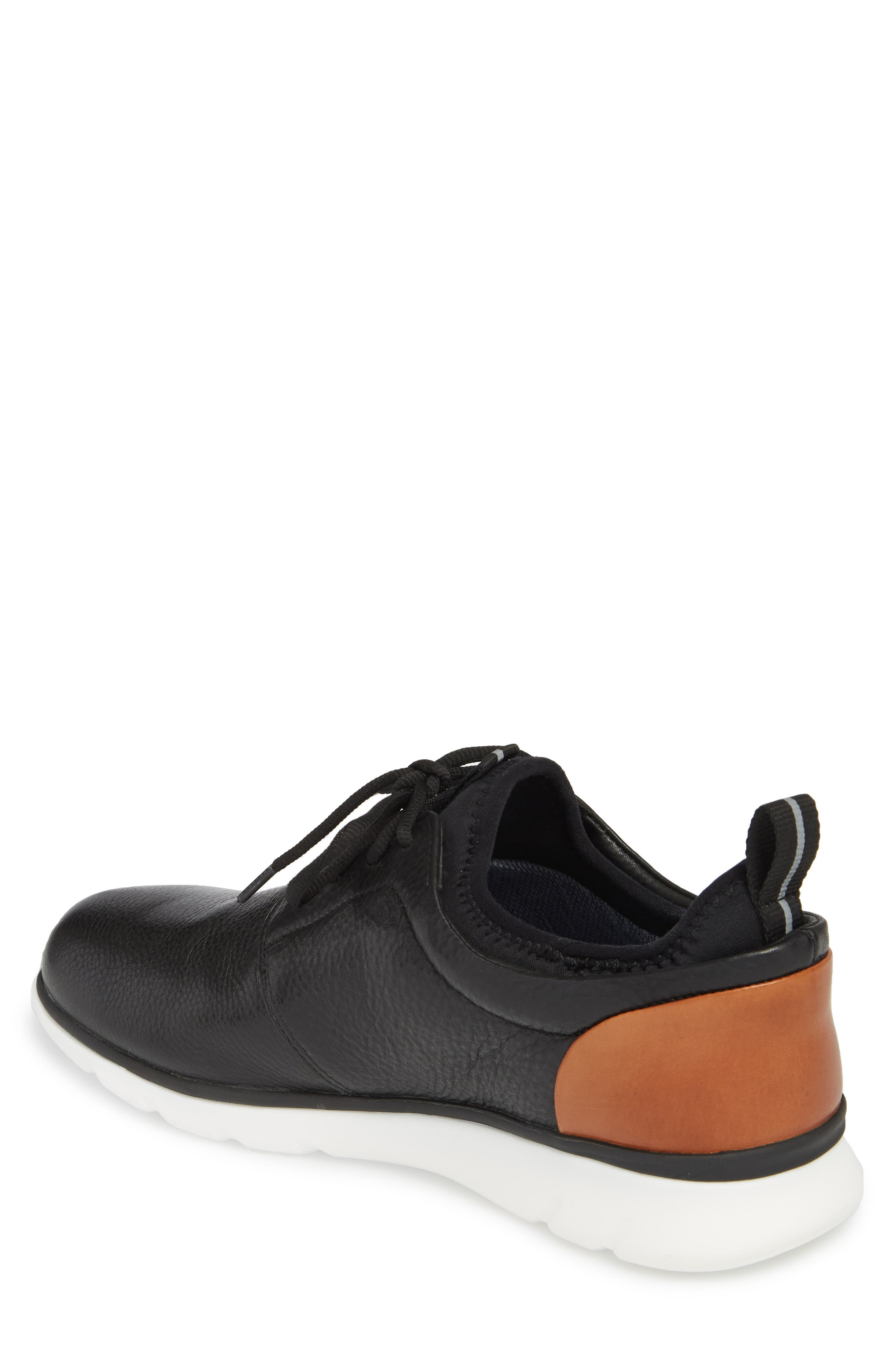 Alternate Image 2  - Johnston & Murphy Prentiss XC4® Waterproof Low Top Sneaker (Men)