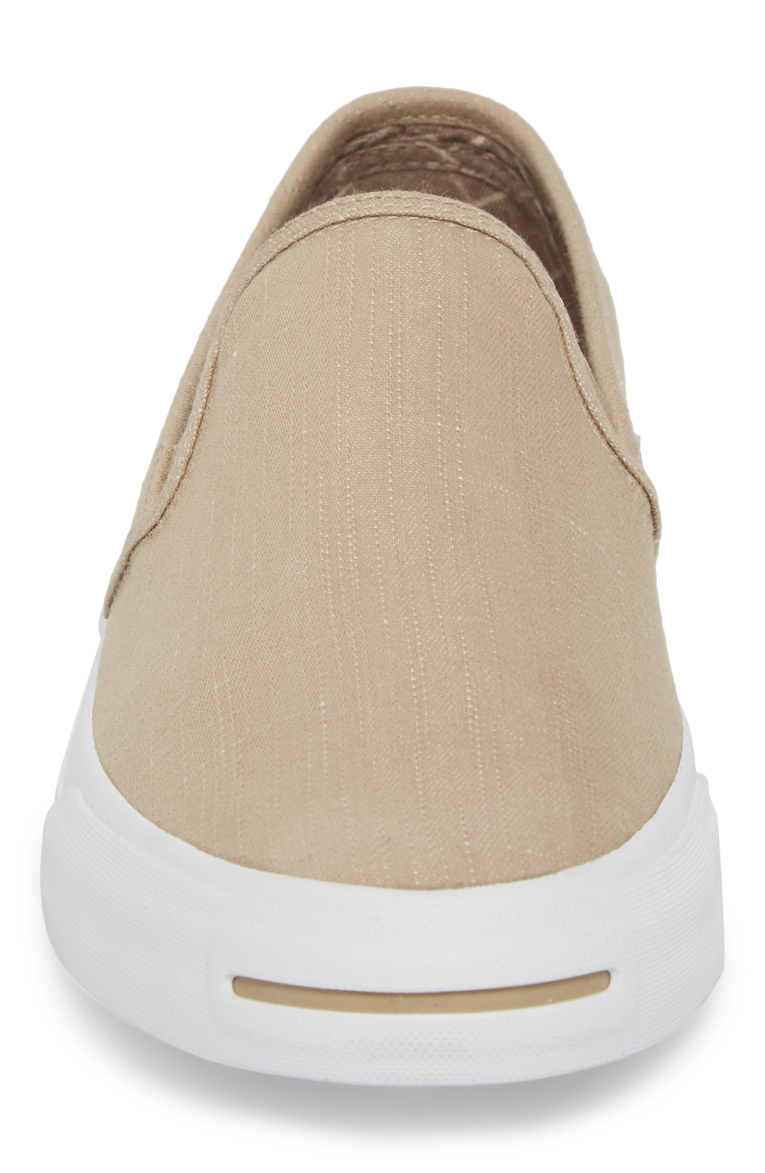 Alternate Image 4  - Converse Jack Purcell Low Profile Slip-On Sneaker (Men)
