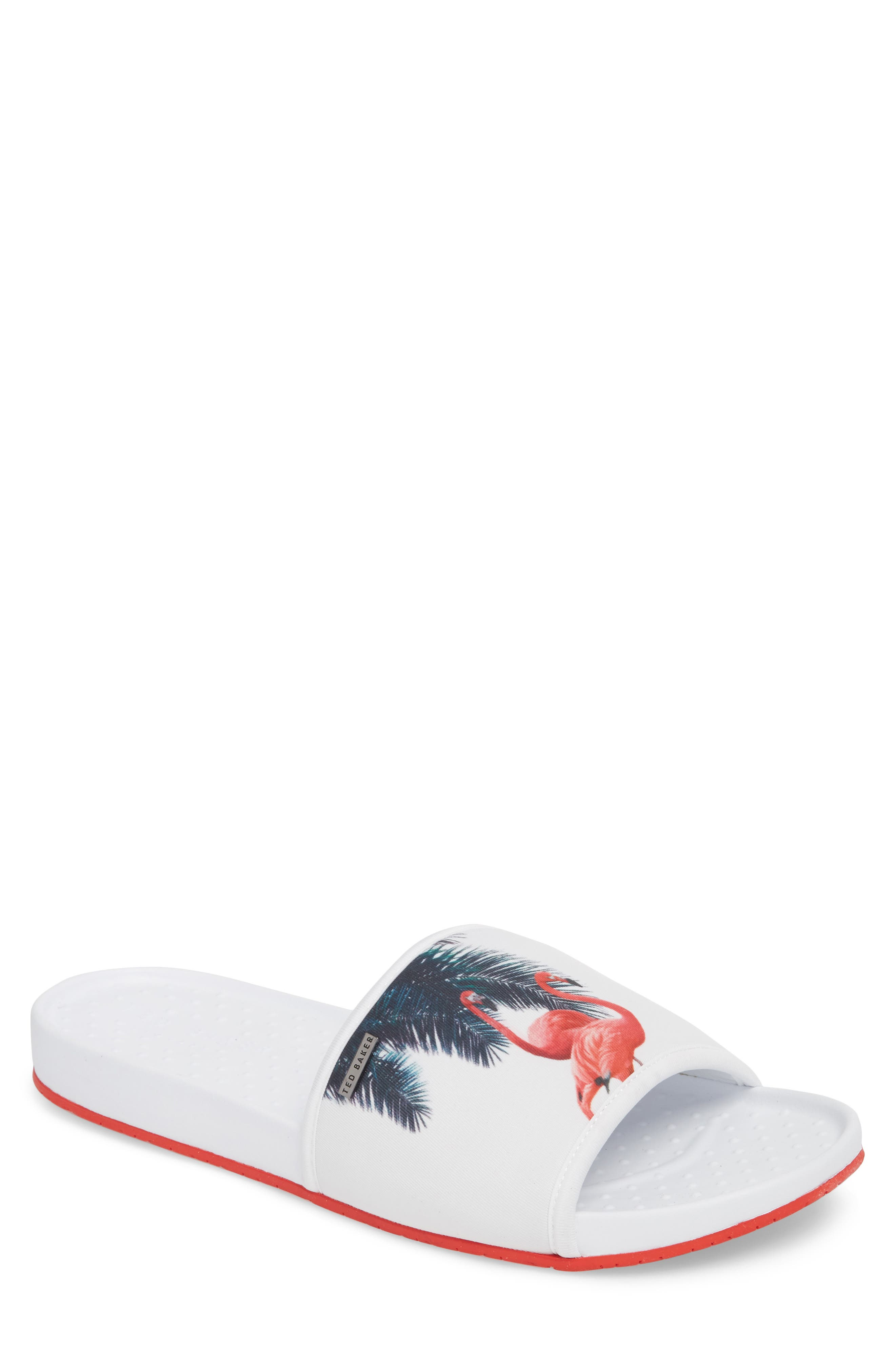 Ted Baker London Sauldi 2 Slide Sandal (Men)