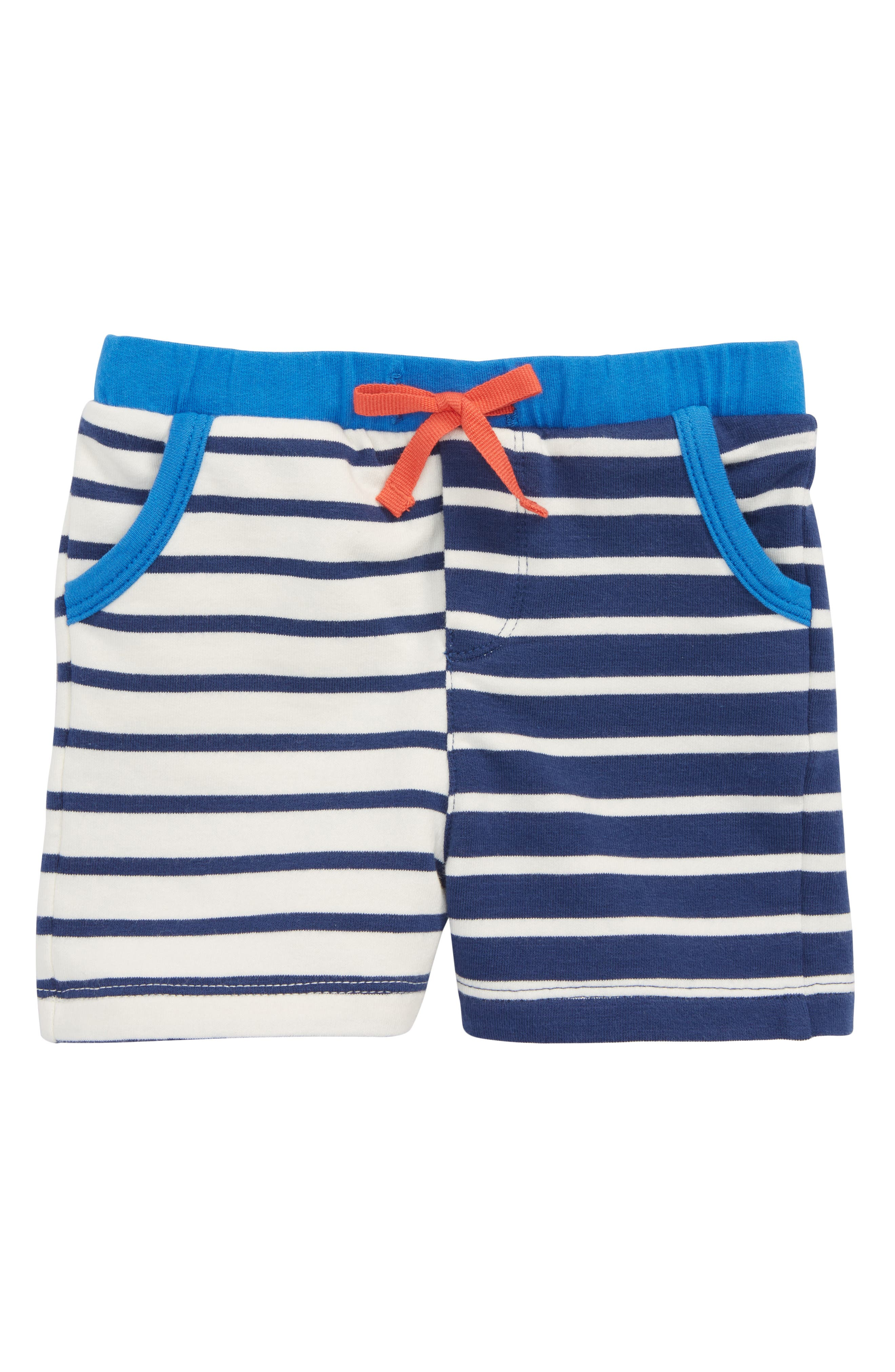 Mini Boden Jersey Shorts (Baby Boys)