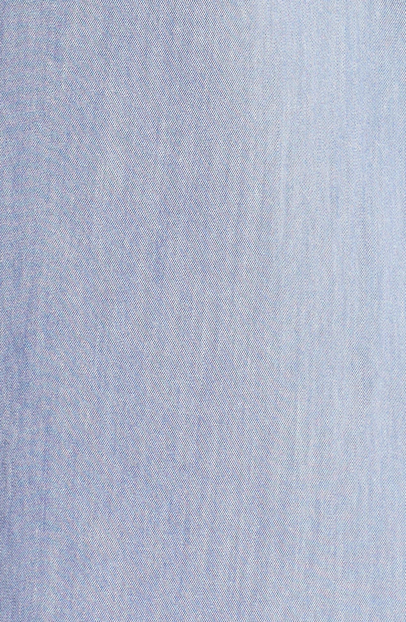 Bishop + Young Ana Pocket Shorts,                             Alternate thumbnail 5, color,                             Blue