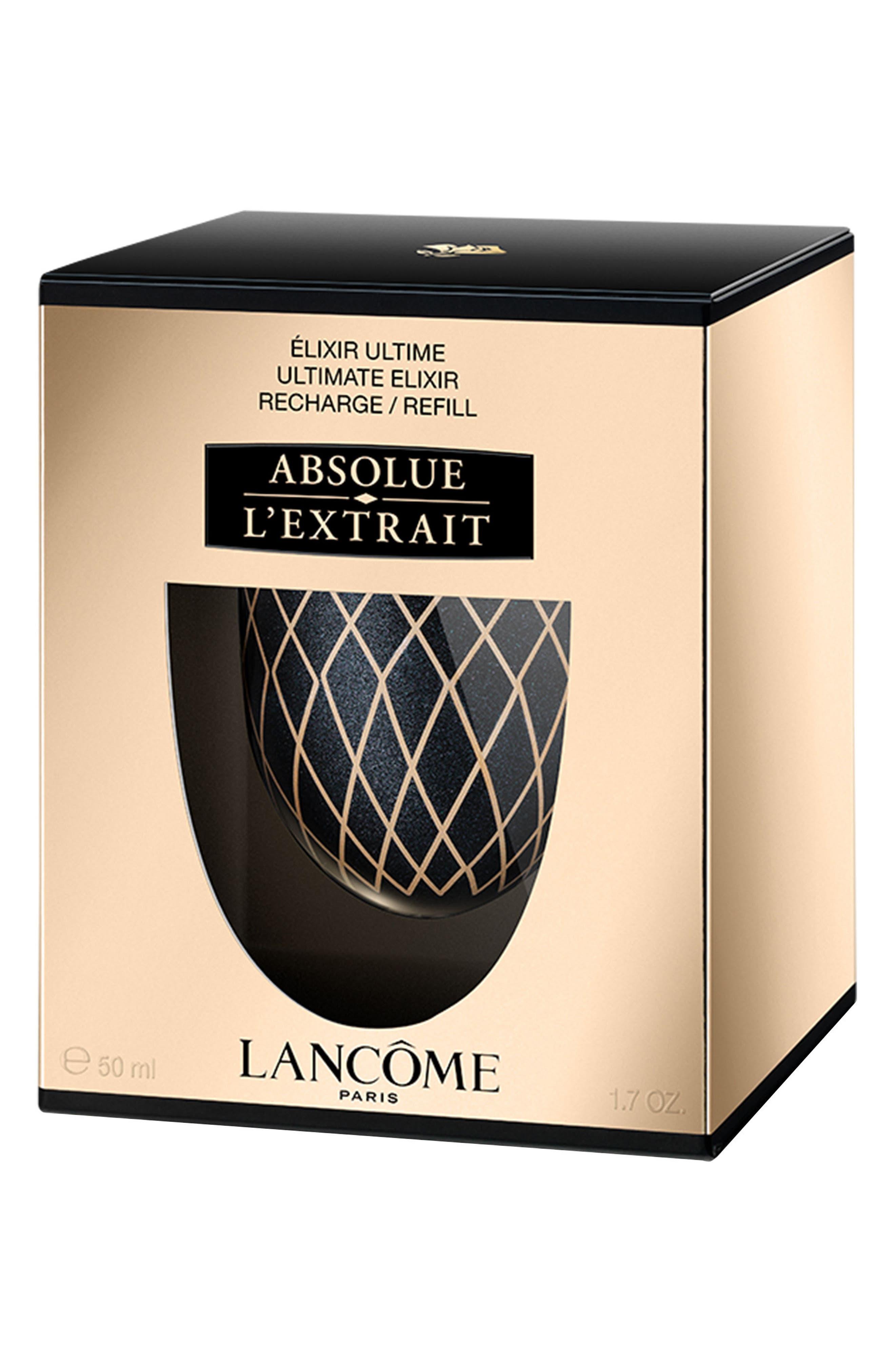 Absolue L'Extrait Ultimate Elixir Refill,                             Alternate thumbnail 3, color,                             Open