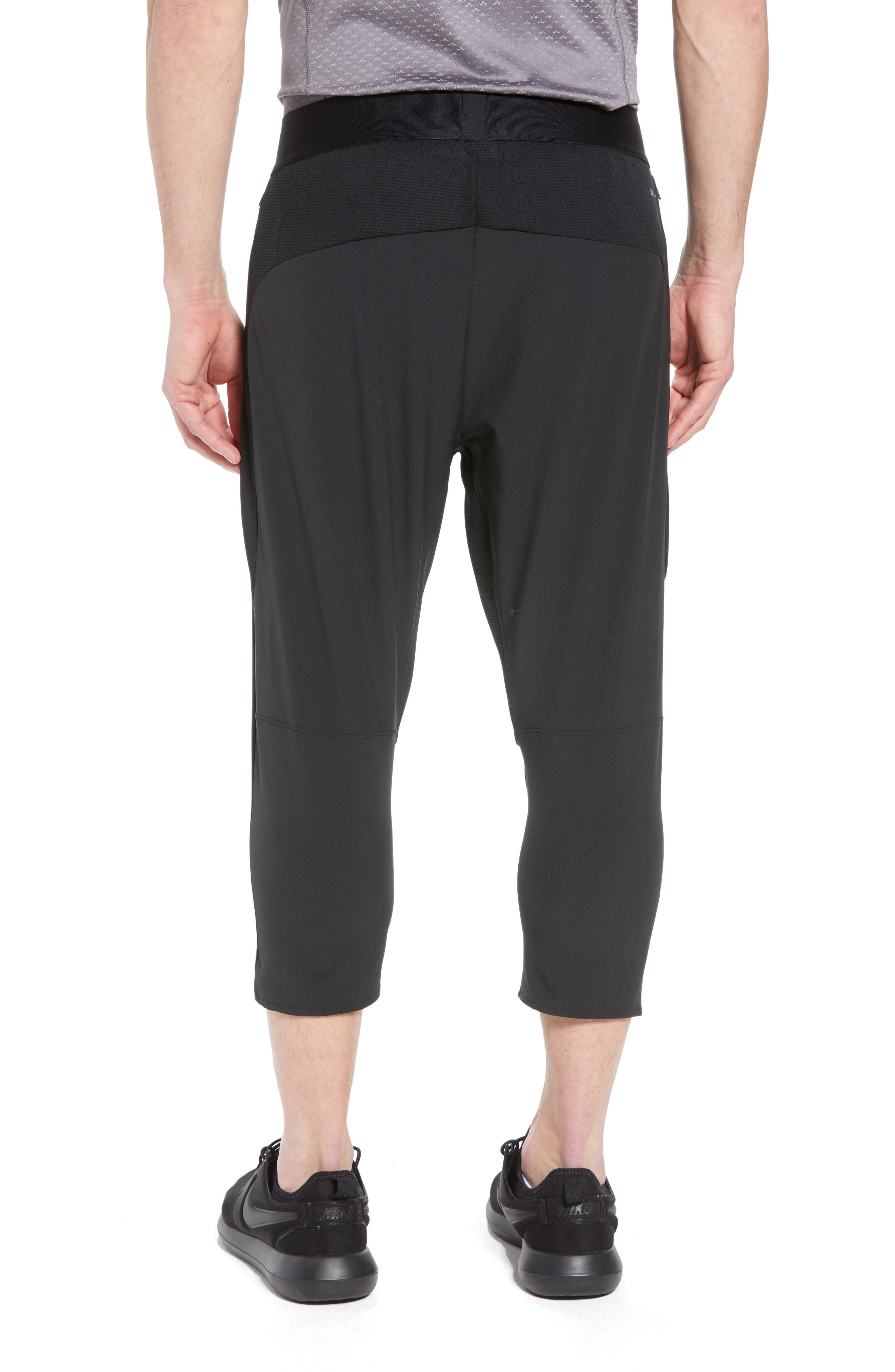 Ult Flight Pants,                             Alternate thumbnail 2, color,                             Black/ Black