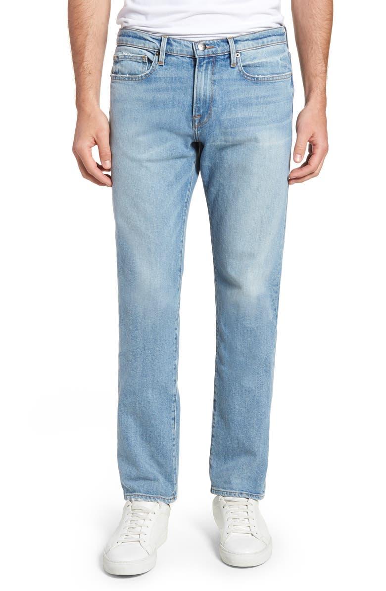LHomme Slim Fit Jeans