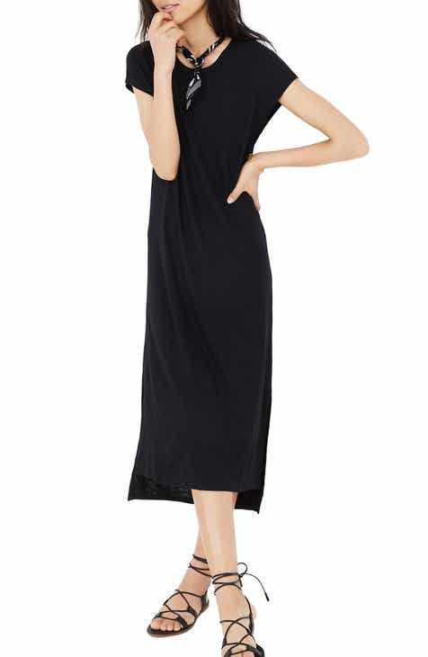 Madewell Muscle Midi Dress