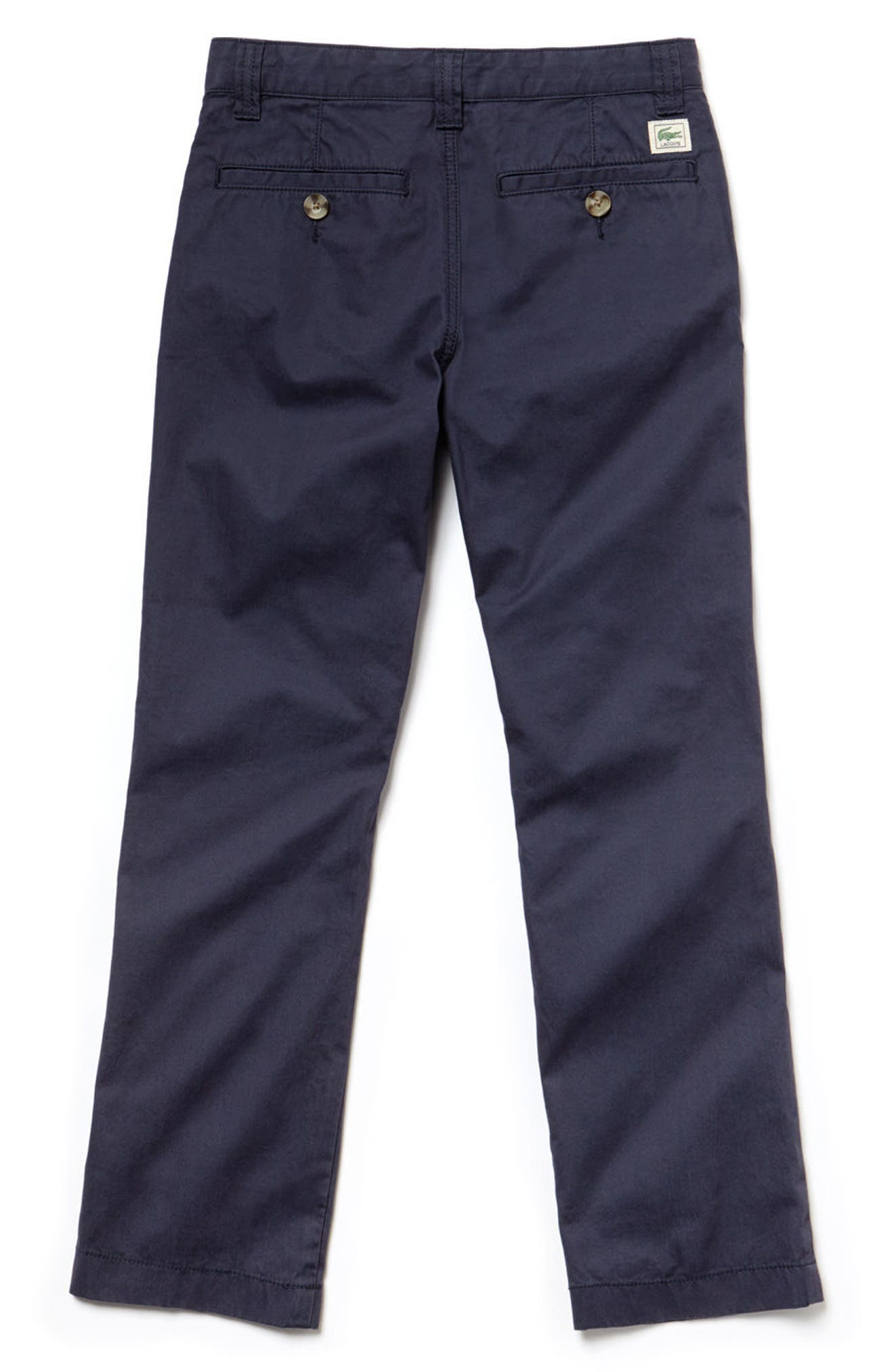 Classic Chinos,                             Alternate thumbnail 2, color,                             Navy Blue