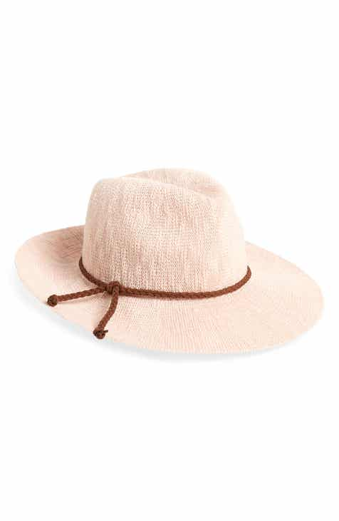 897ed6acab8 Treasure   Bond Slub Knit Panama Hat
