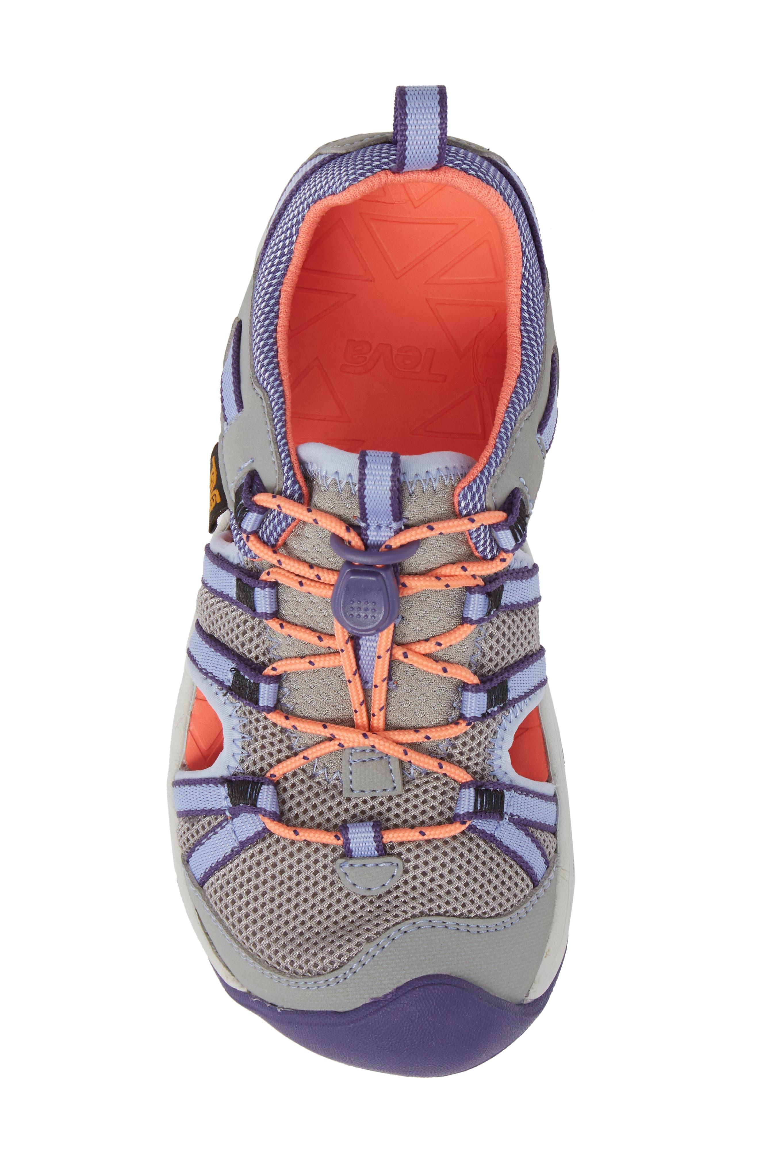 Manatee Sport Sandal,                             Alternate thumbnail 5, color,                             Wild Dove