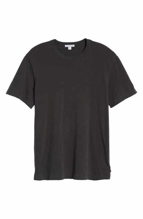 James Perse Crewneck Jersey T-Shirt f65cf5f442