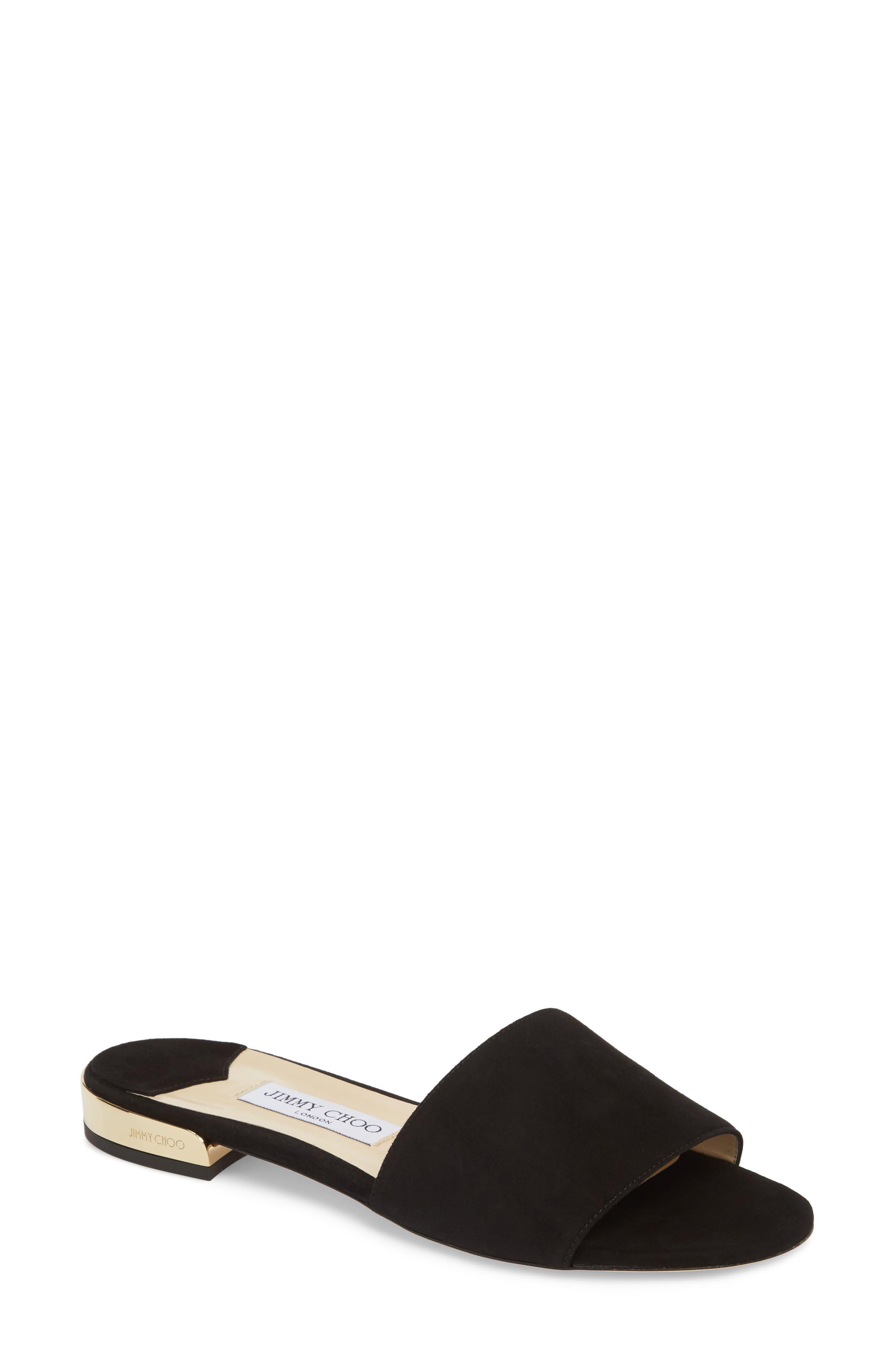 Jimmy Choo Joni Slide Sandal (Women)