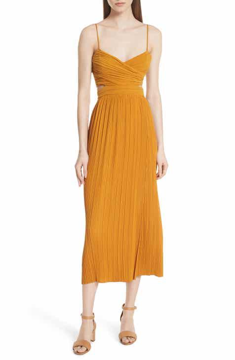 981676b170 A.L.C. Sienna Pleated Dress
