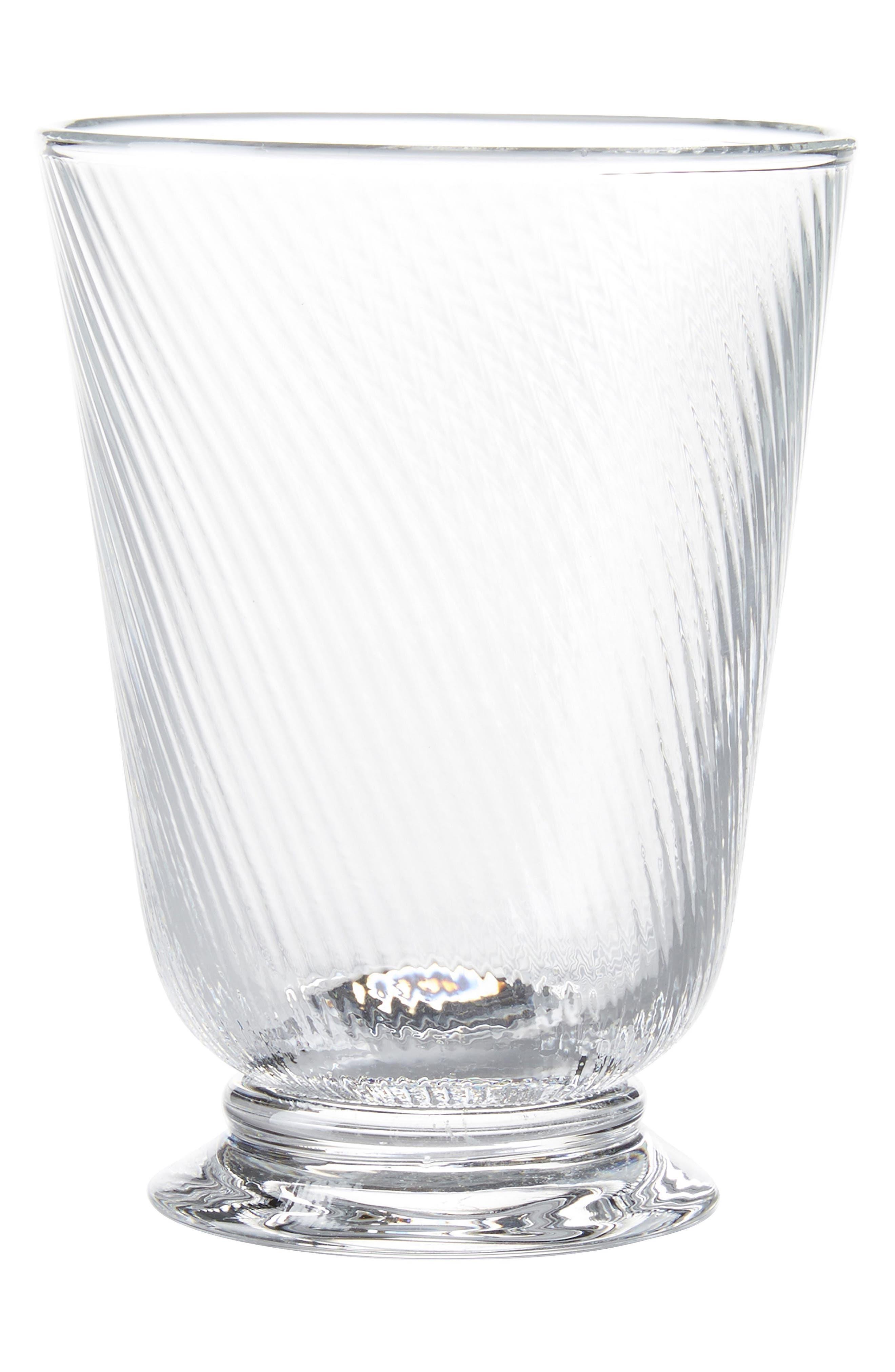 Arabella Clear Tumbler,                         Main,                         color, Clear