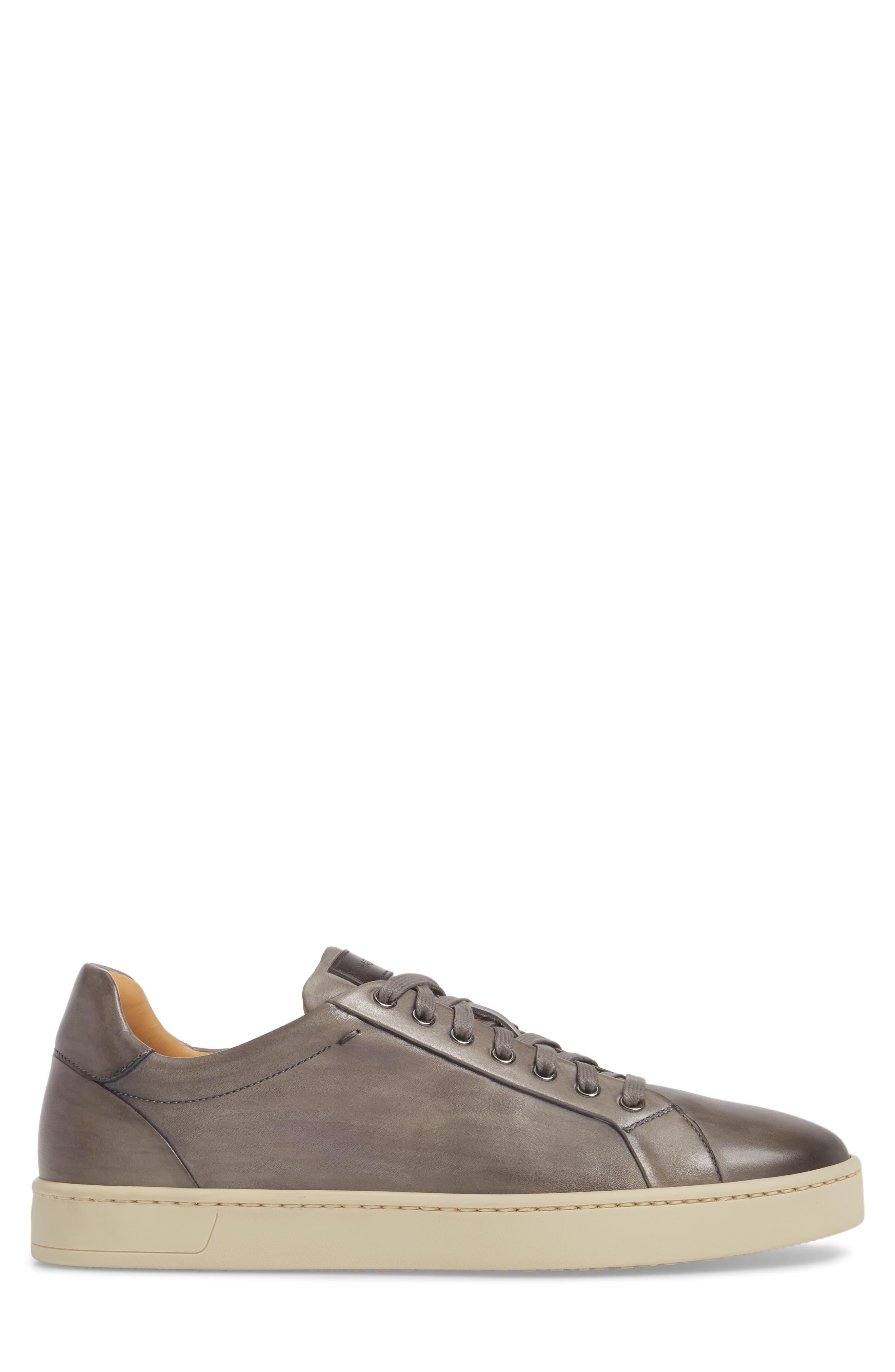 Alternate Image 3  - Magnanni Elonso Low Top Sneaker (Men)