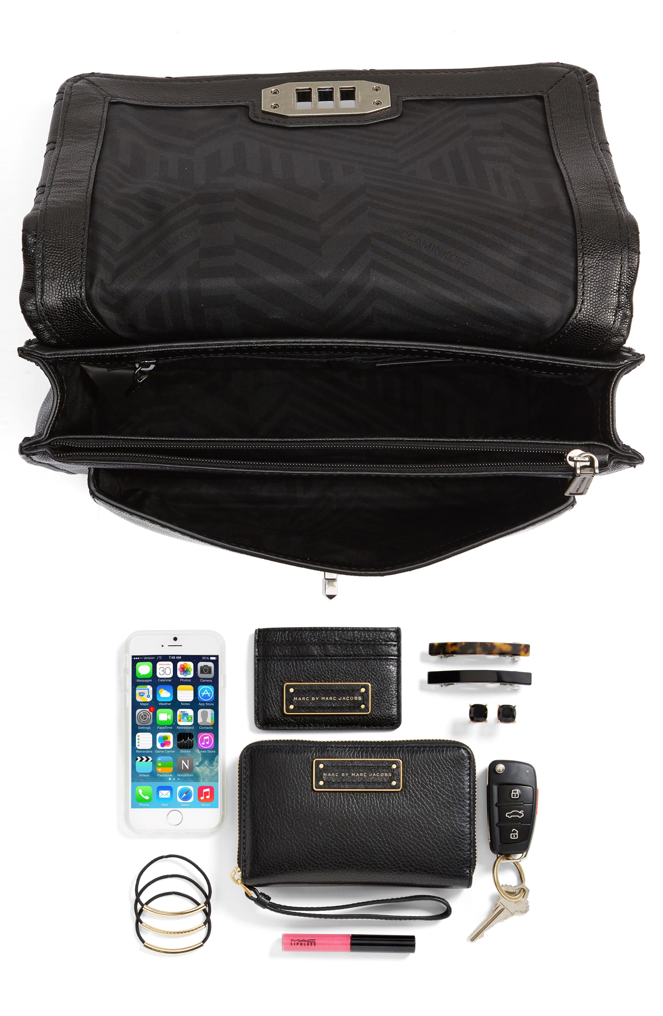 Alternate Image 8  - Rebecca Minkoff Medium Je T'aime Convertible Leather Crossbody Bag