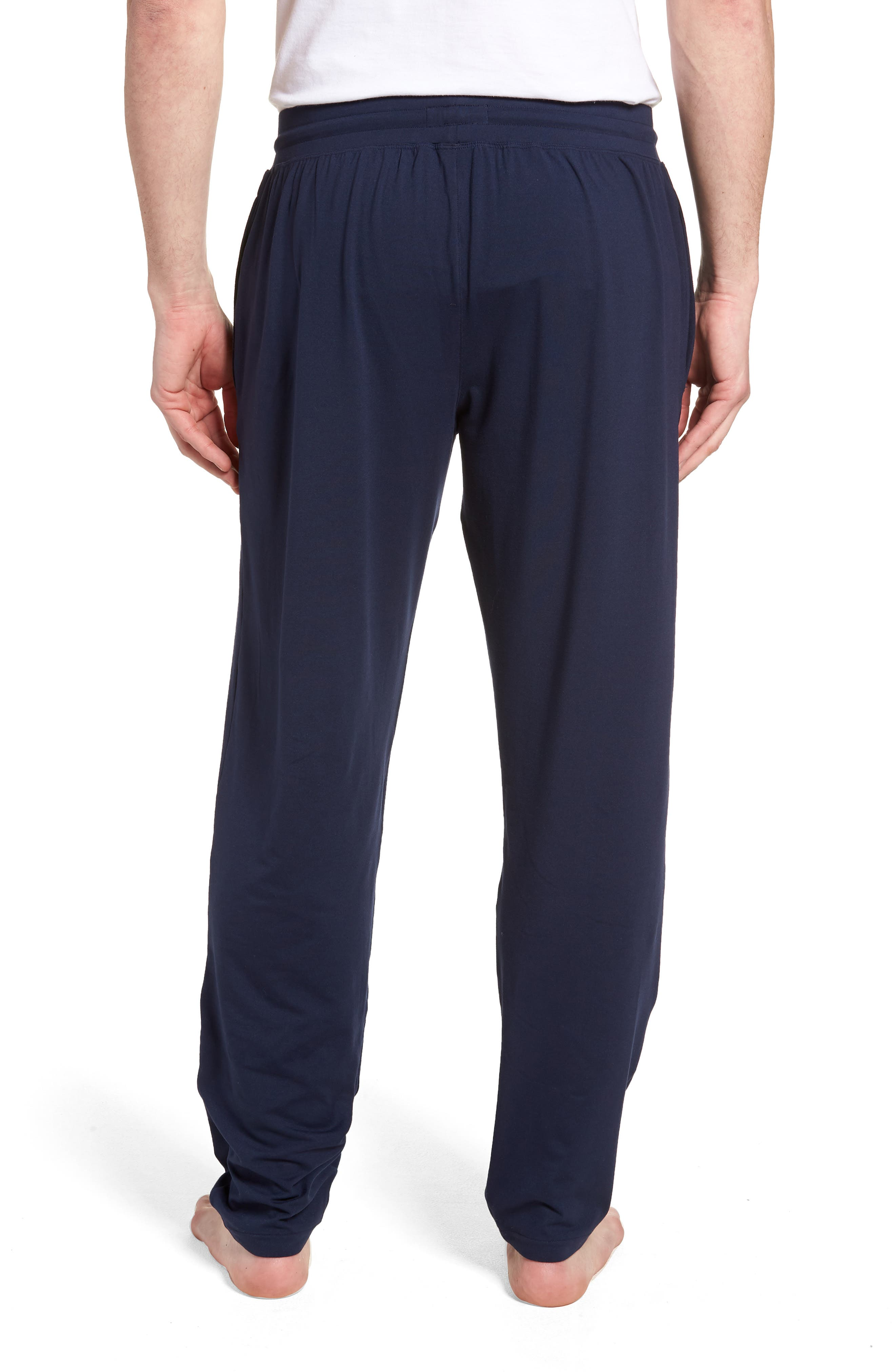 Therma Lounge Pants,                             Alternate thumbnail 2, color,                             Cruise Navy/ Nevis