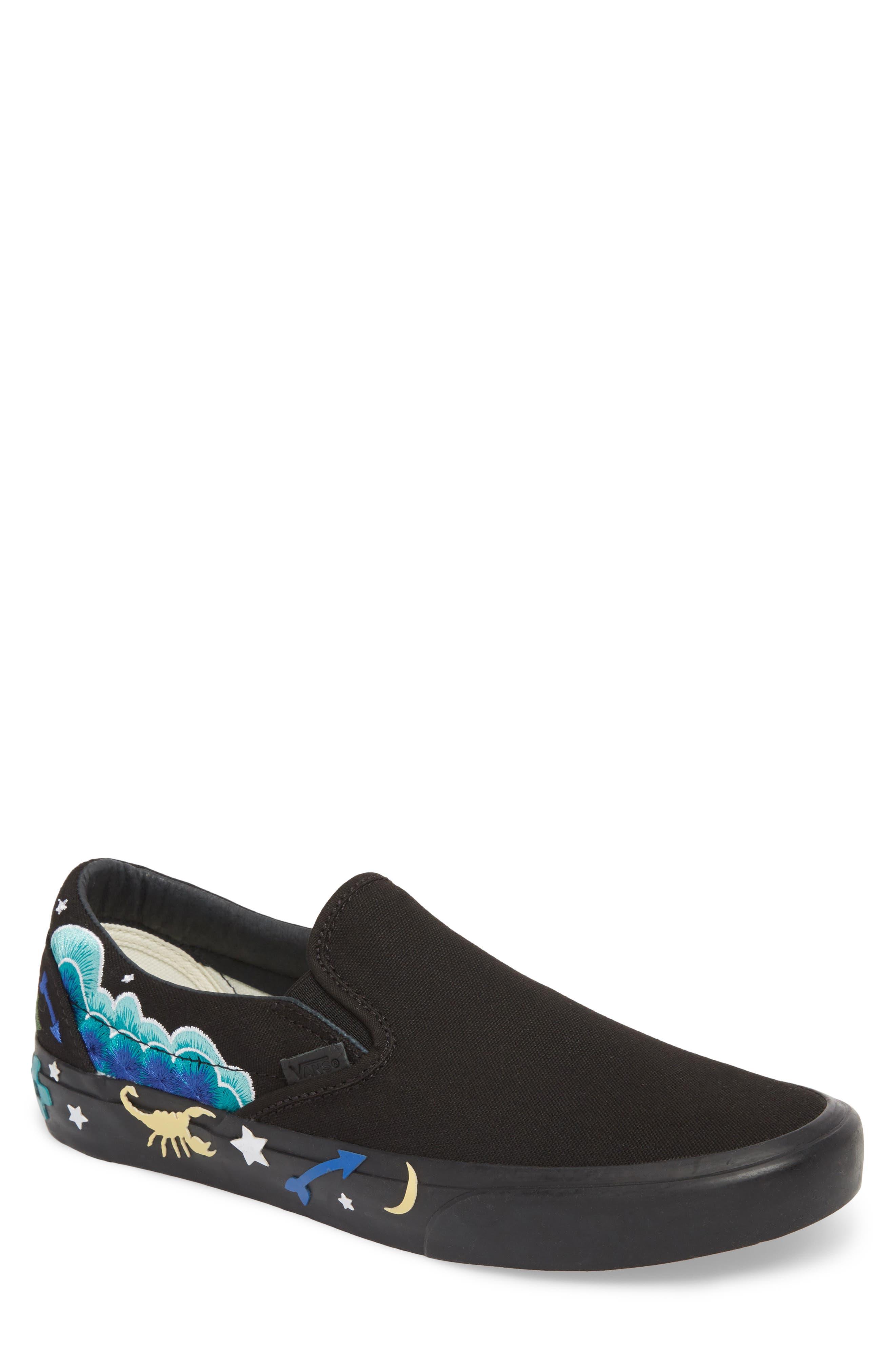 Vans Desert Embellish Classic Slip-On Sneaker (Men)