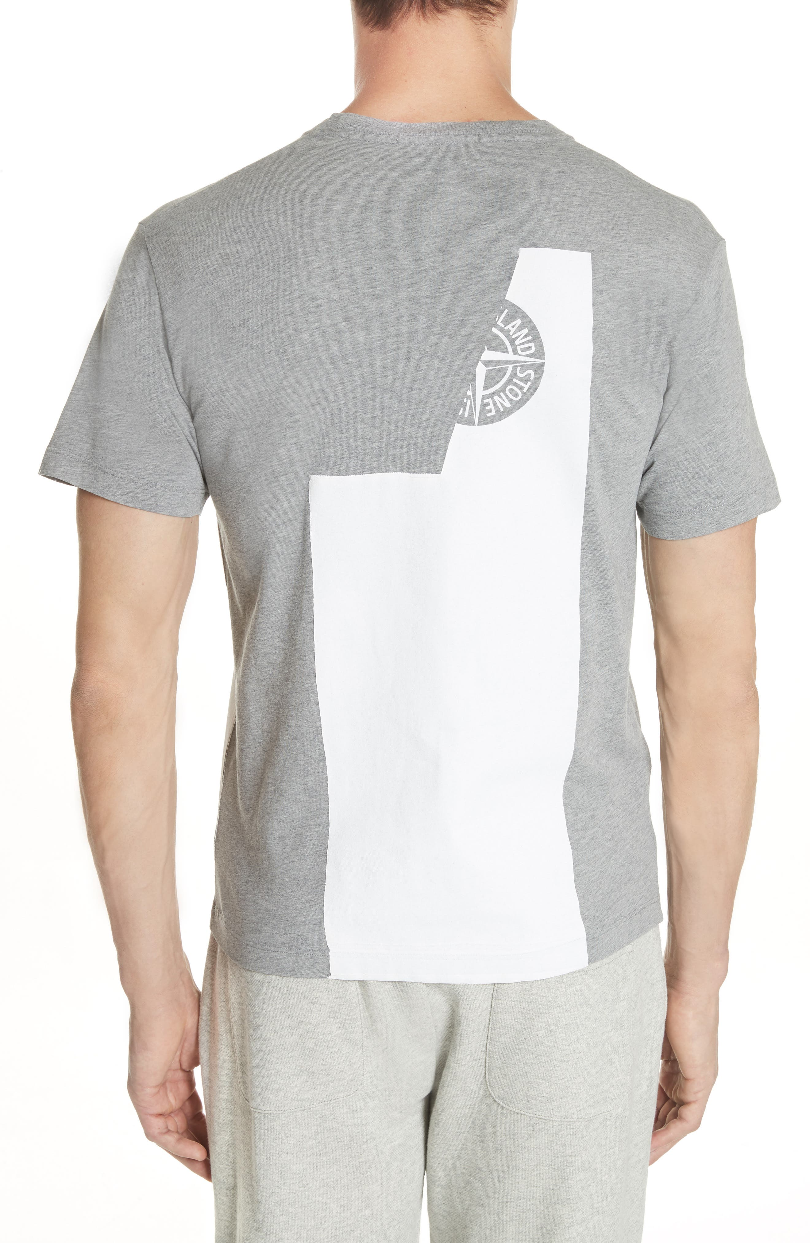 Graphic T-Shirt,                             Alternate thumbnail 2, color,                             Grey