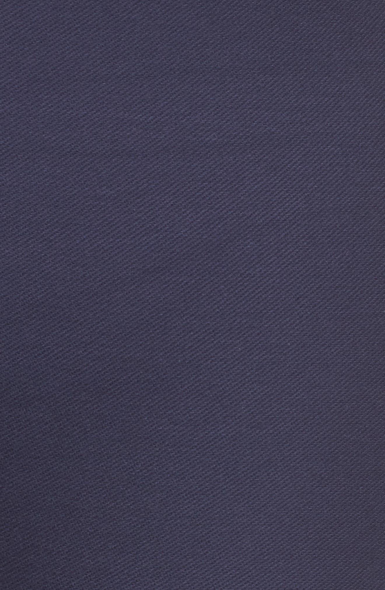 Embellished Cuff Leggings,                             Alternate thumbnail 6, color,                             True Navy