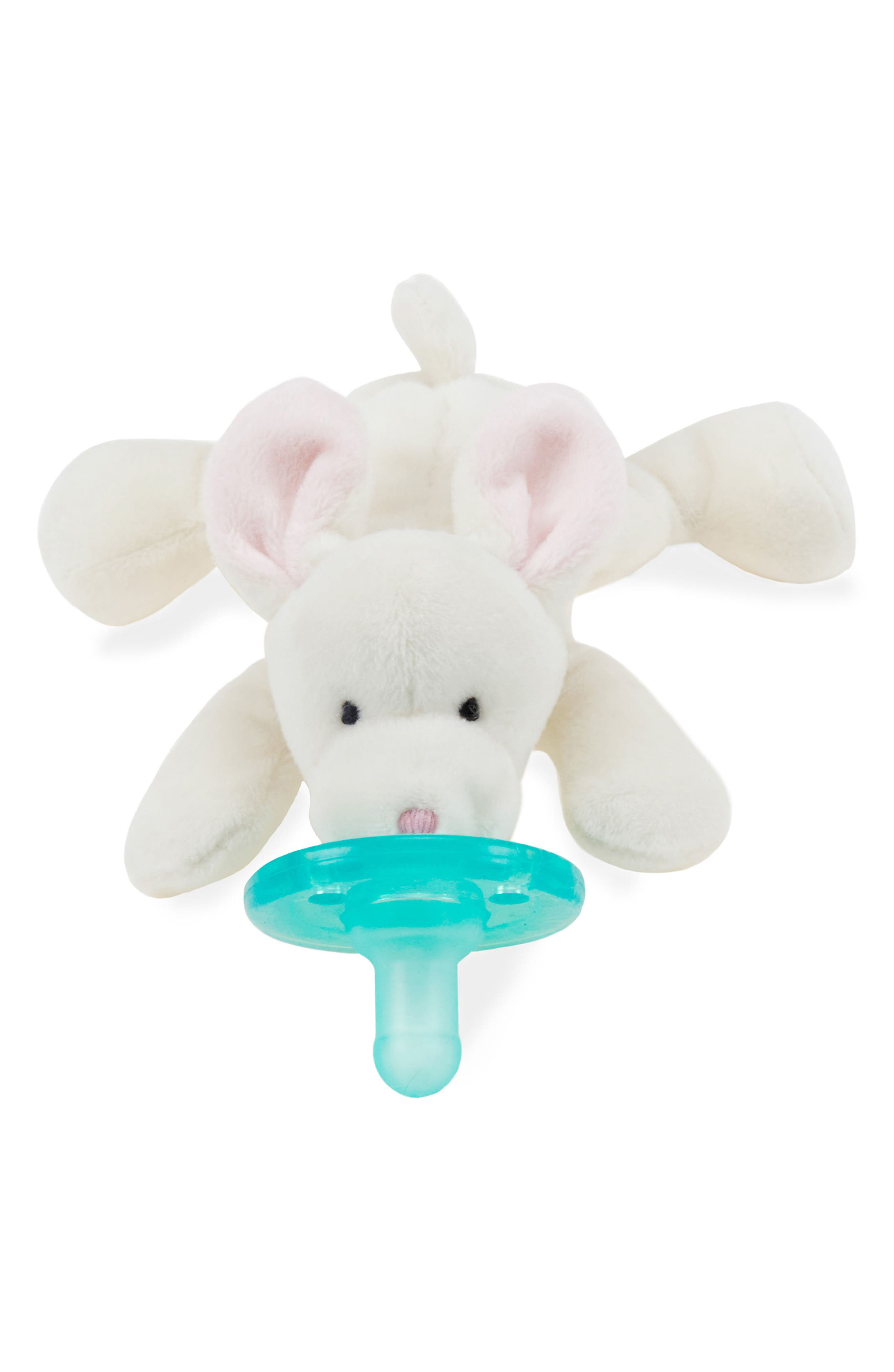 Pacifier Toy,                             Main thumbnail 1, color,                             Bunny