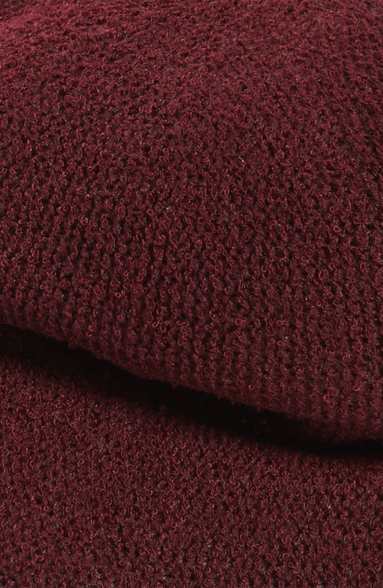 Baker Boy Hat,                             Alternate thumbnail 2, color,                             Red