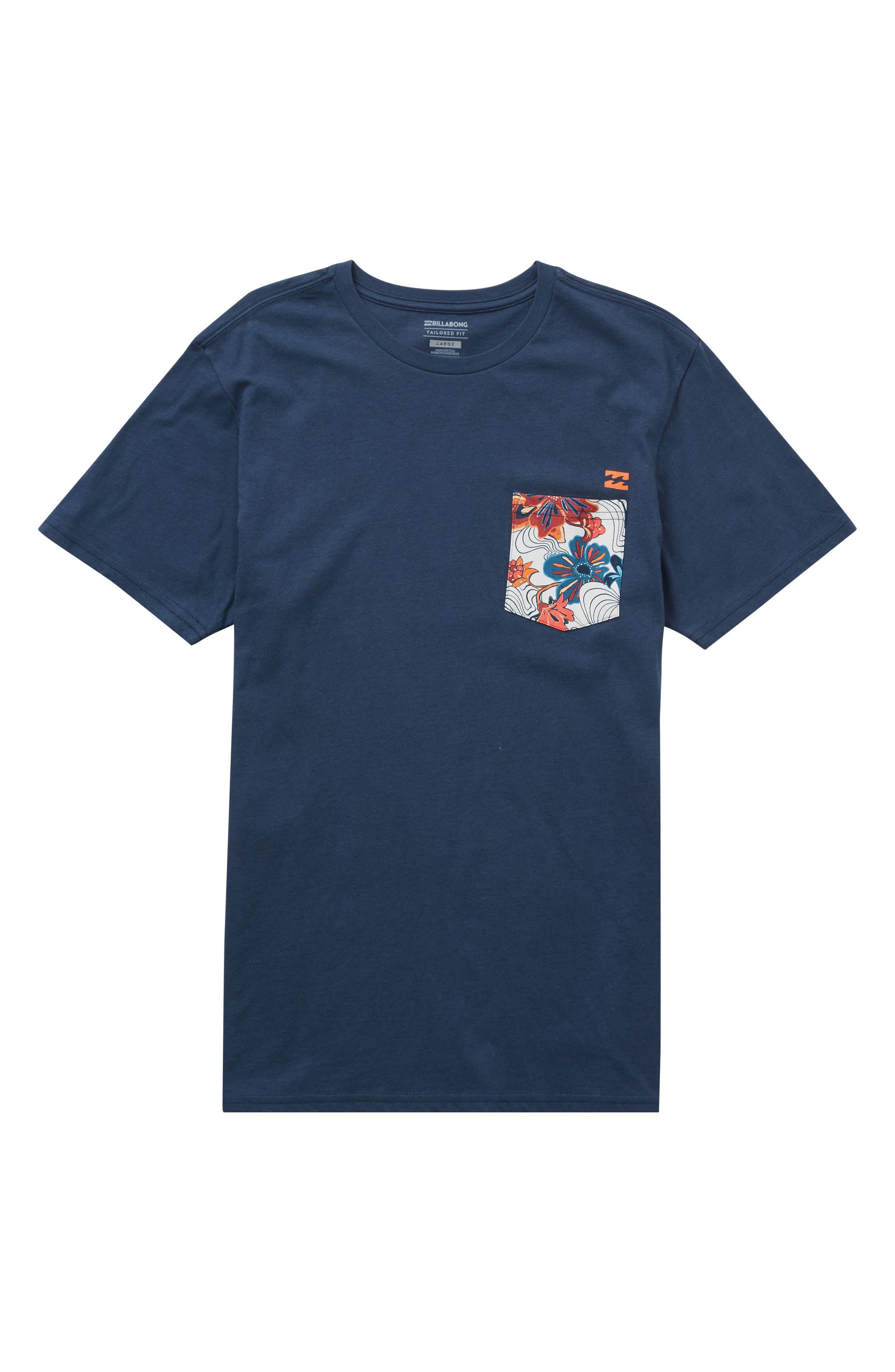 Billabong Team Pocket T-Shirt (Big Boys)