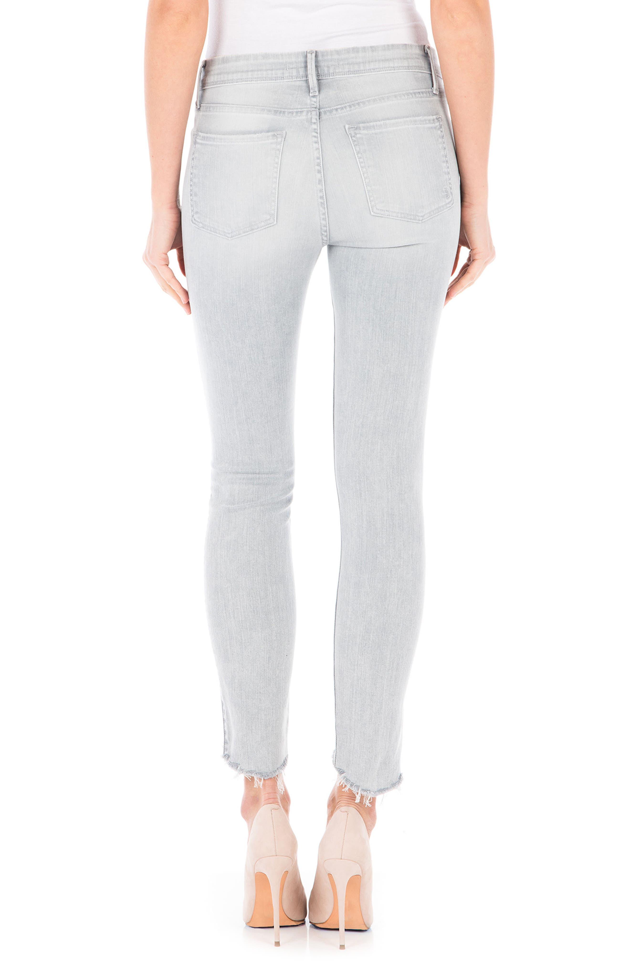 Sola Skinny Jeans,                             Alternate thumbnail 2, color,                             Quartz
