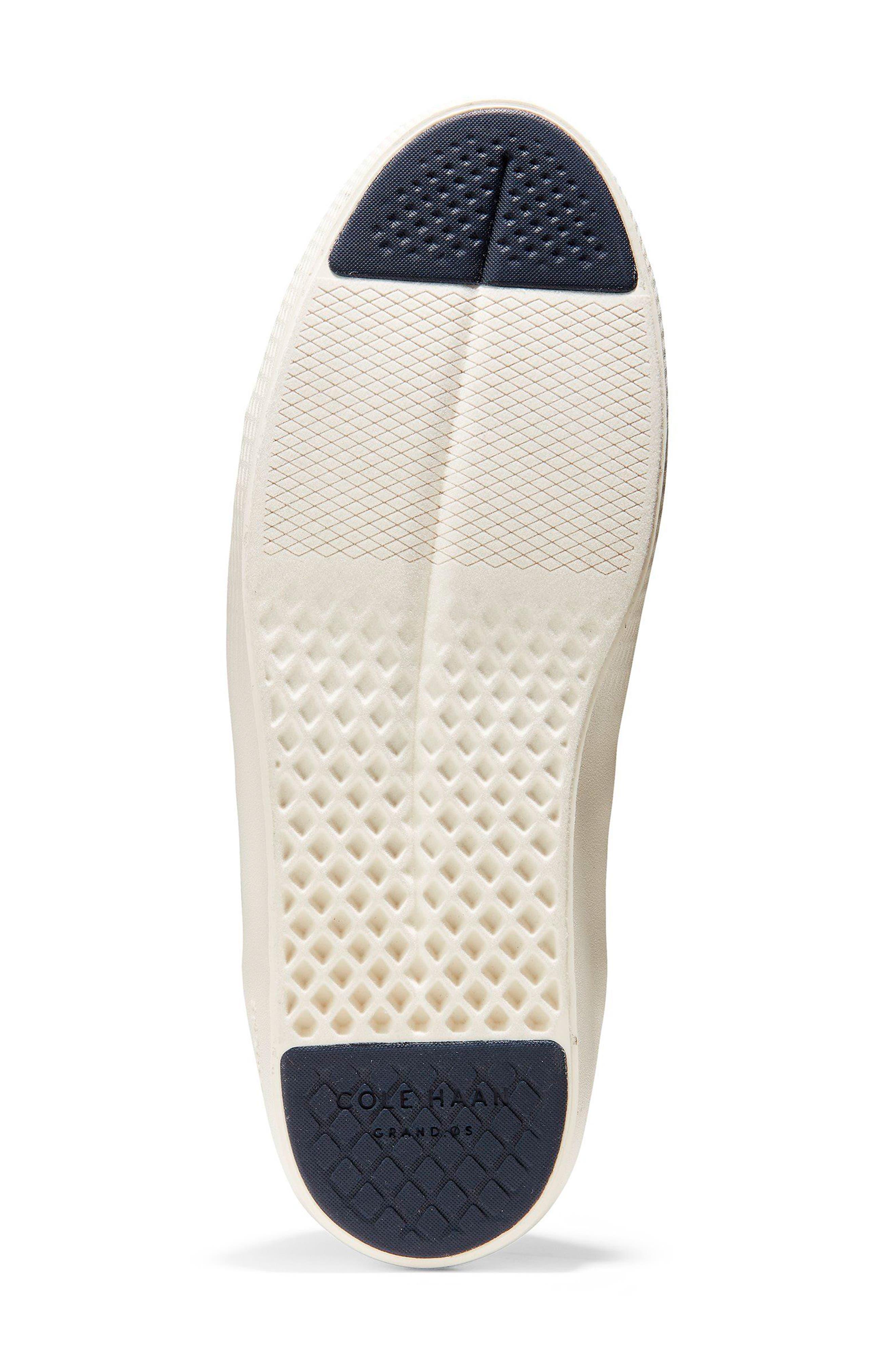 GrandPro Deck Sneaker,                             Alternate thumbnail 6, color,                             Freeport Stripe Fabric